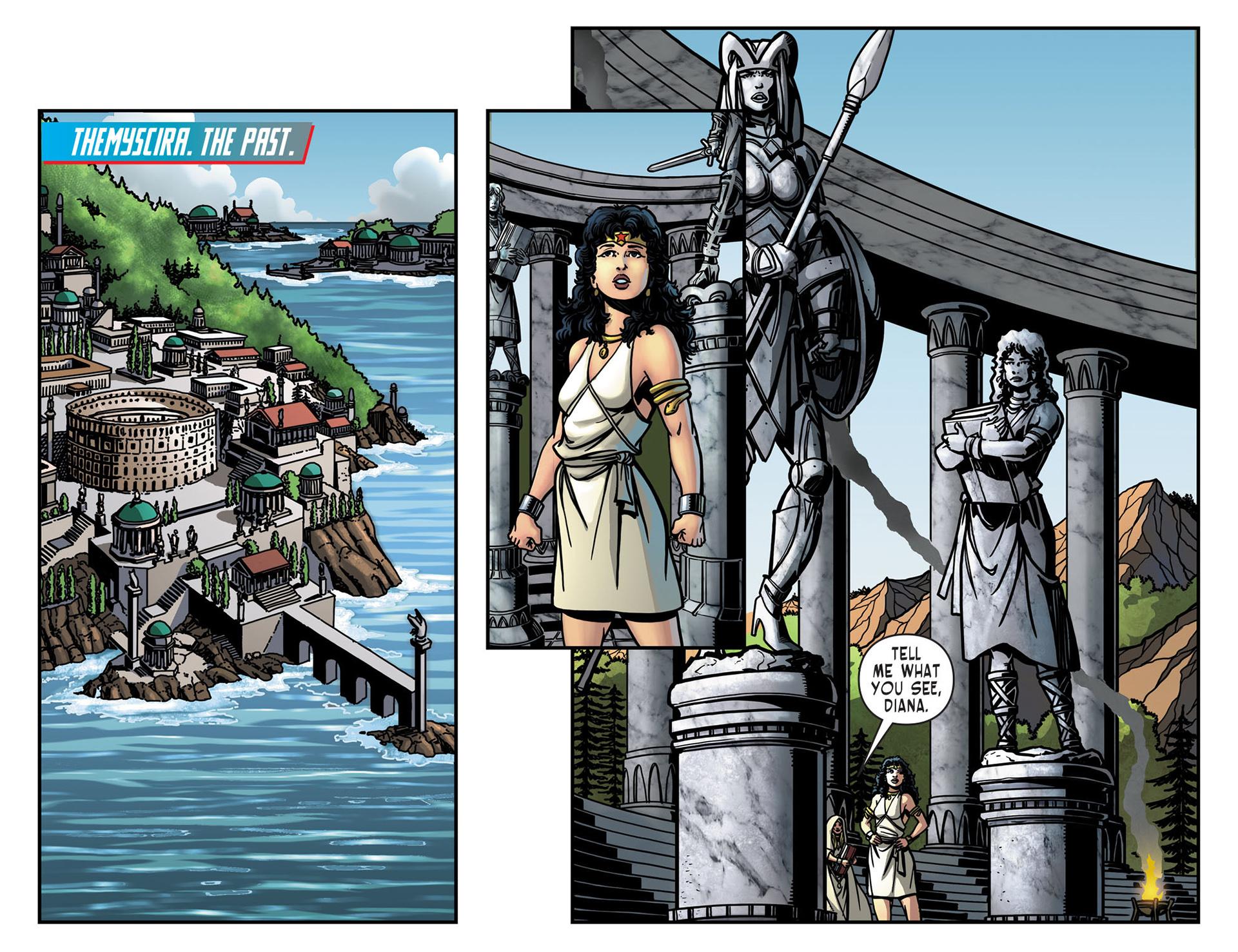 Read online Sensation Comics Featuring Wonder Woman comic -  Issue #10 - 3