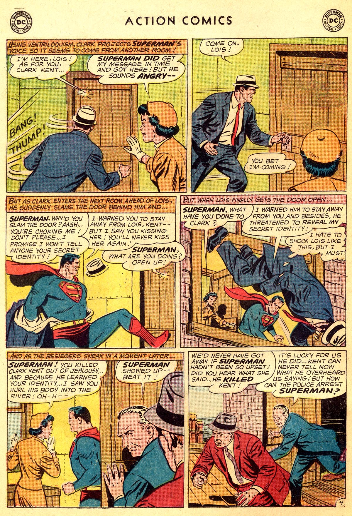 Read online Action Comics (1938) comic -  Issue #301 - 6