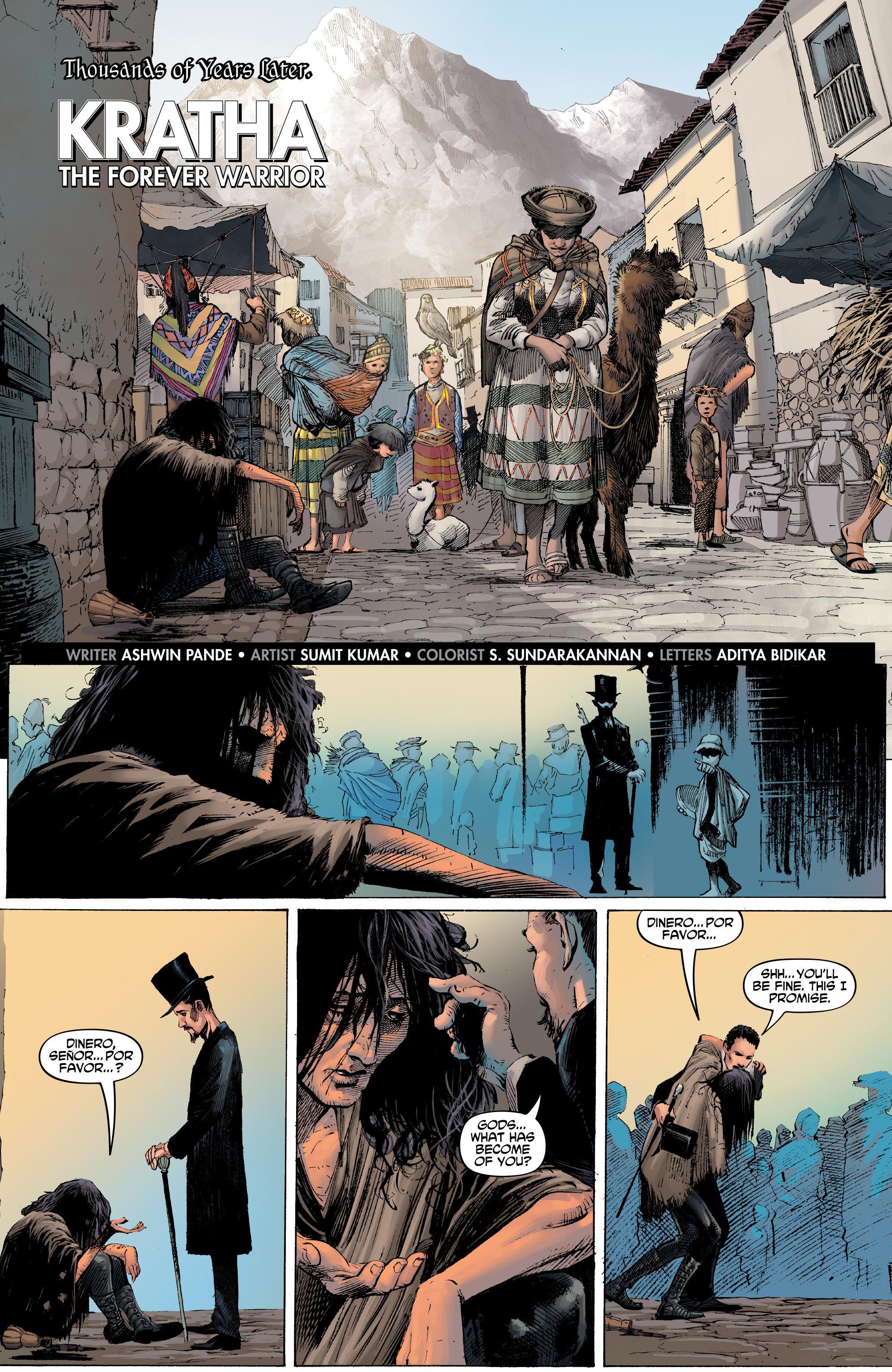 Read online Shekhar Kapur's Devi: Rebirth comic -  Issue #5 - 25