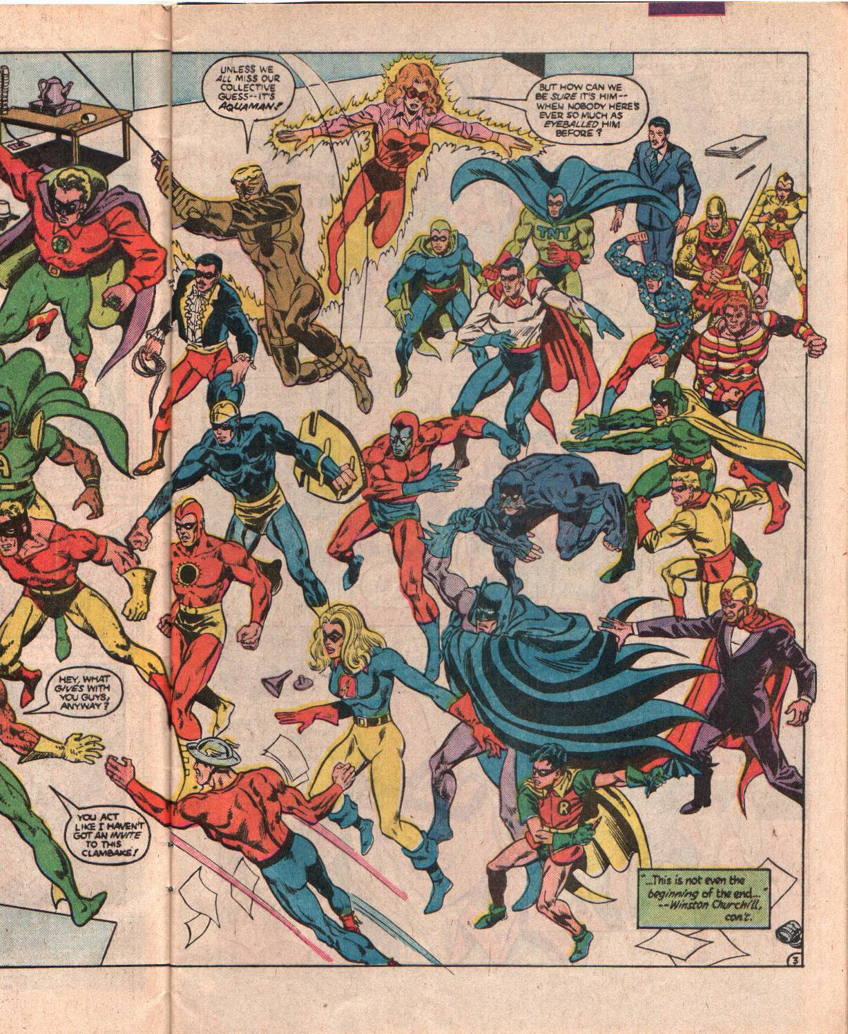 Read online All-Star Squadron comic -  Issue #59 - 5