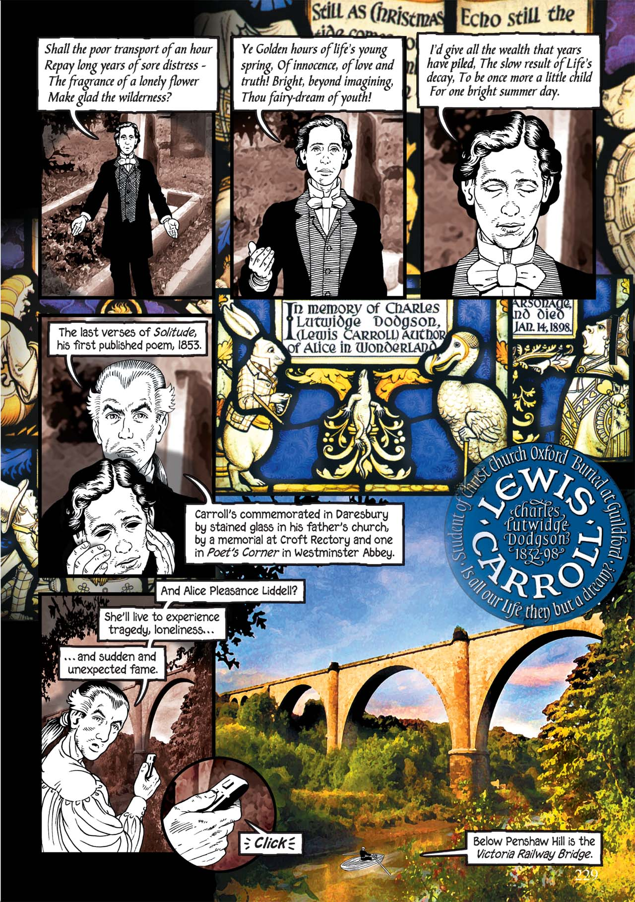 Read online Alice in Sunderland comic -  Issue # Full - 233