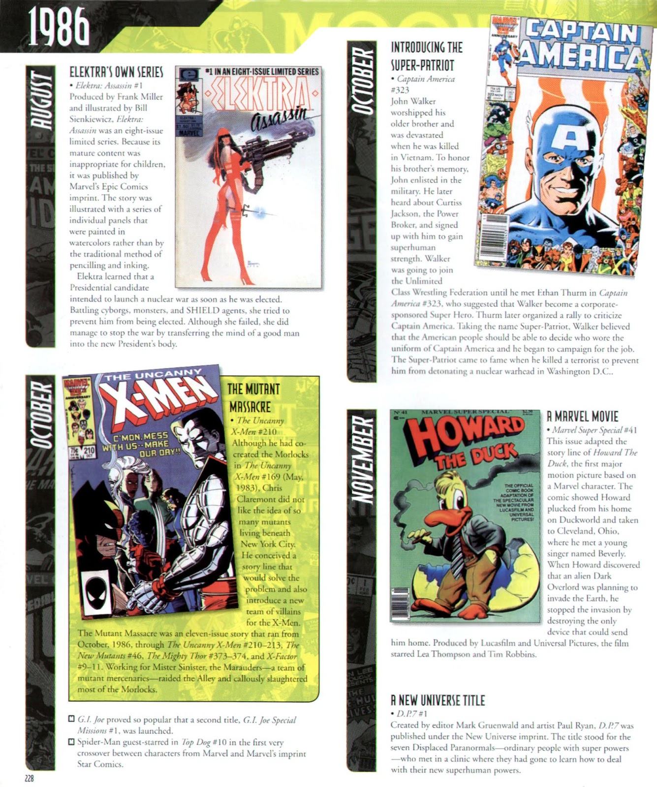 Read online Marvel Chronicle comic -  Issue # TPB (Part 3) - 24