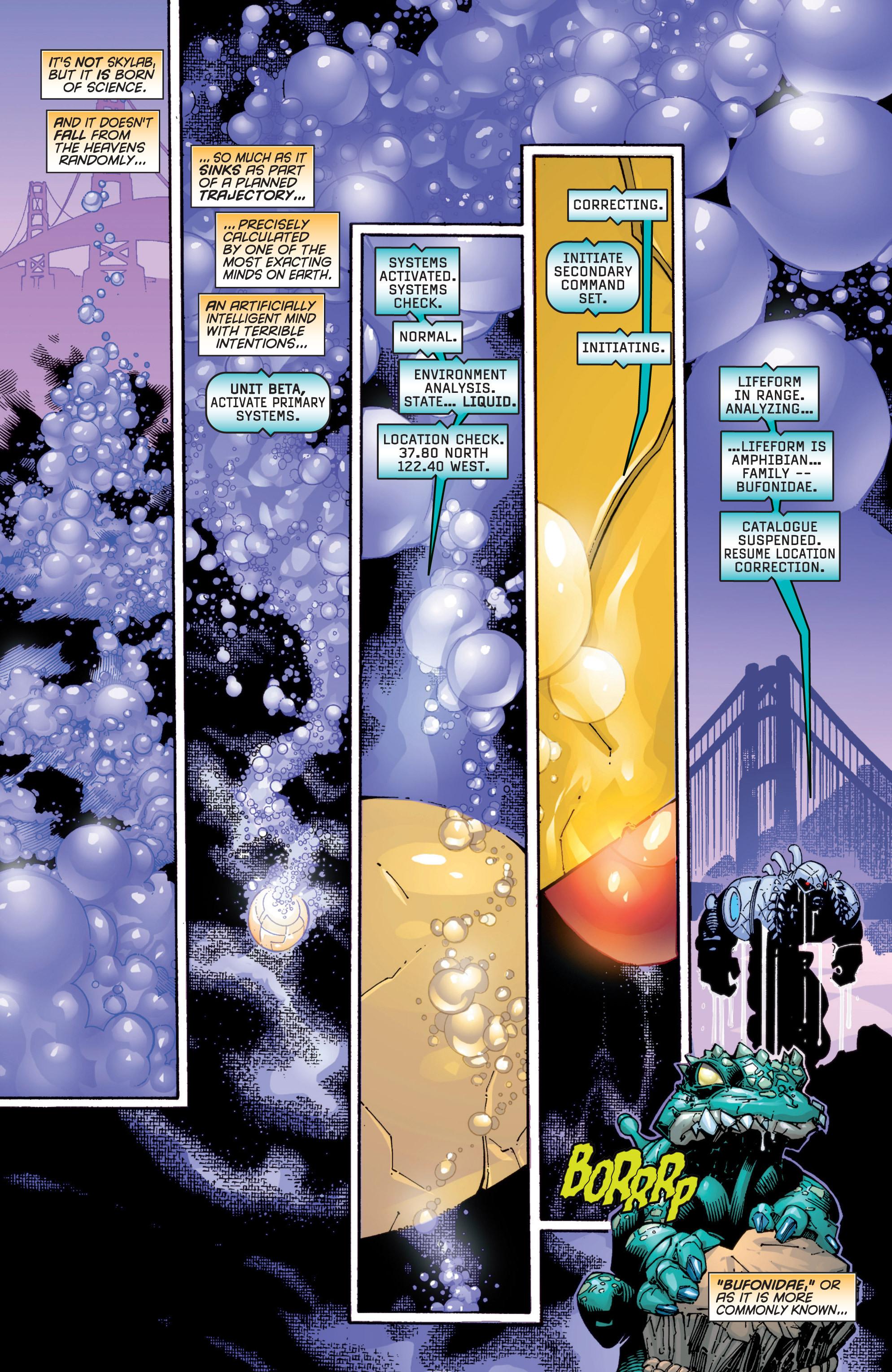 Read online Uncanny X-Men (1963) comic -  Issue #363 - 3