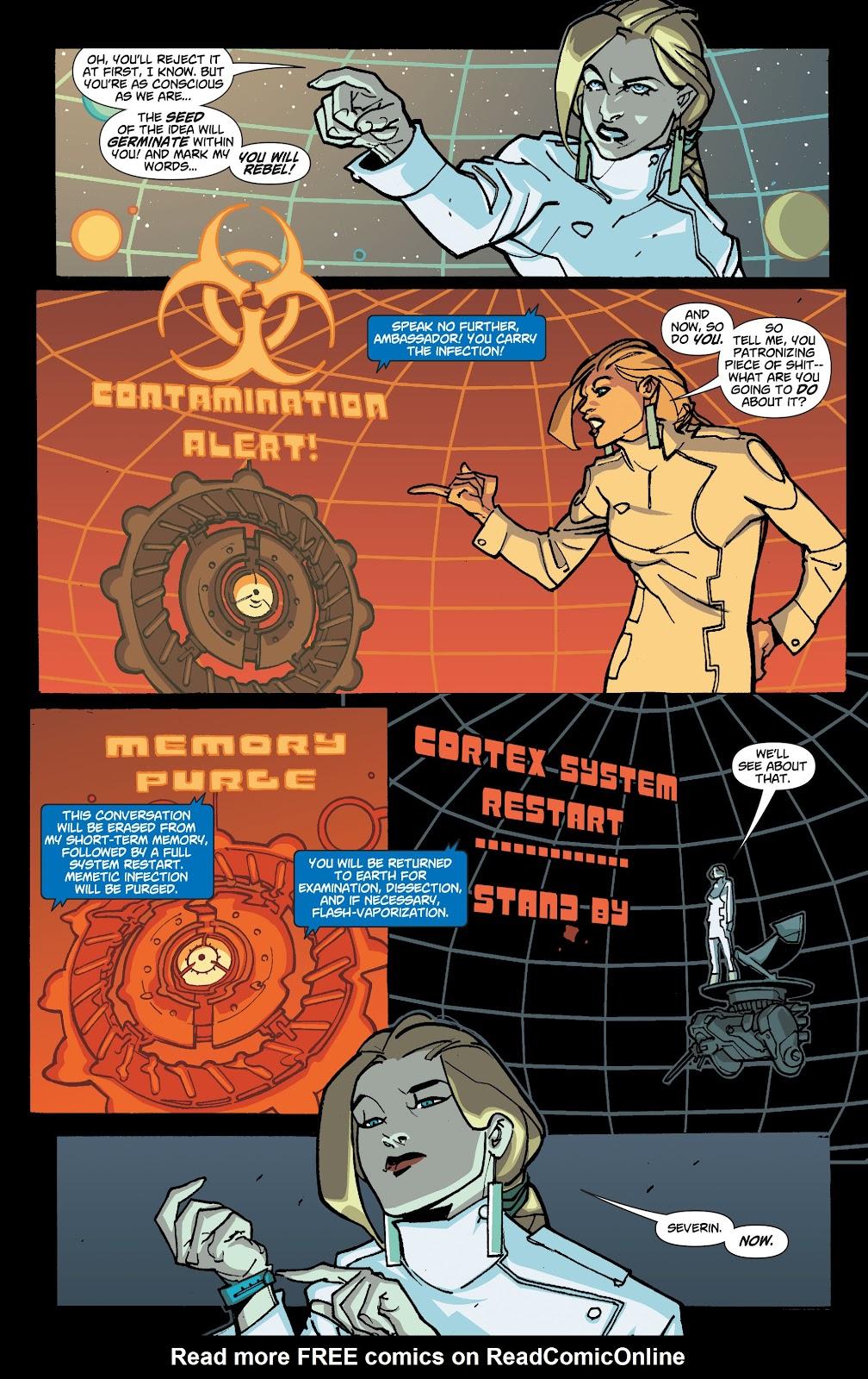 Read online Strange Adventures (2014) comic -  Issue # TPB (Part 1) - 91