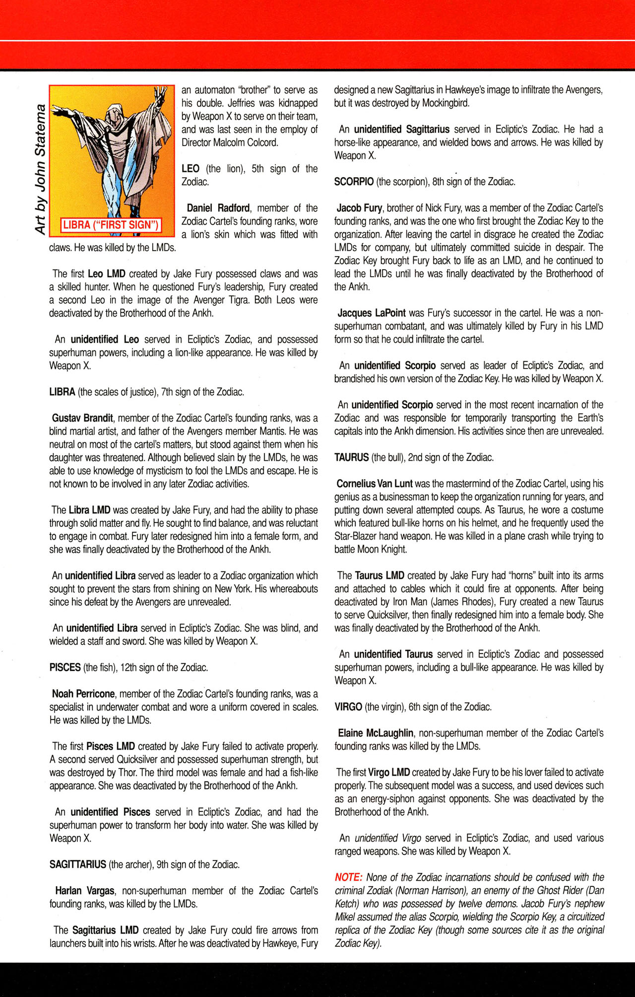 Read online All-New Official Handbook of the Marvel Universe A to Z comic -  Issue #12 - 62