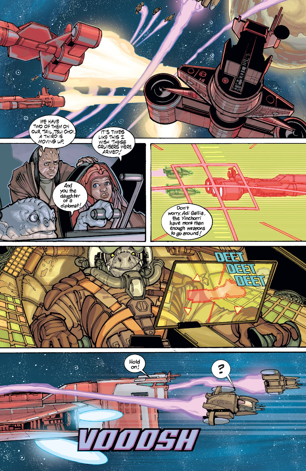 Read online Star Wars Legends: Rise of the Sith - Epic Collection comic -  Issue # TPB 1 (Part 4) - 84