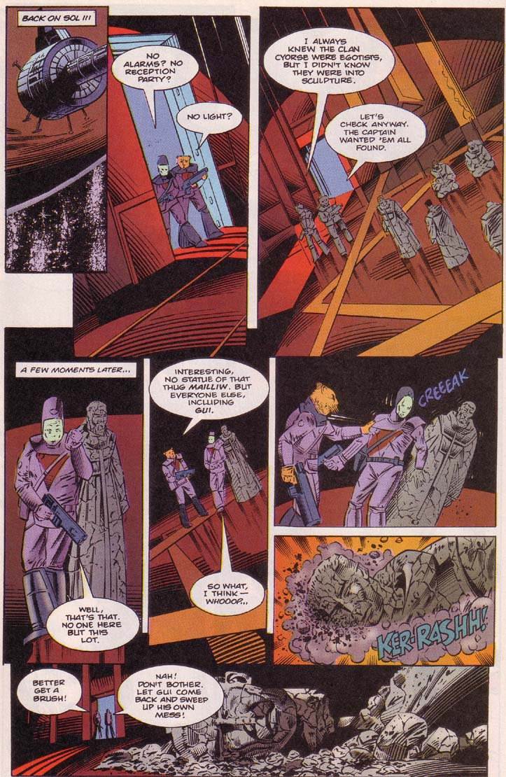 Read online Cyberspace 3000 comic -  Issue #7 - 15