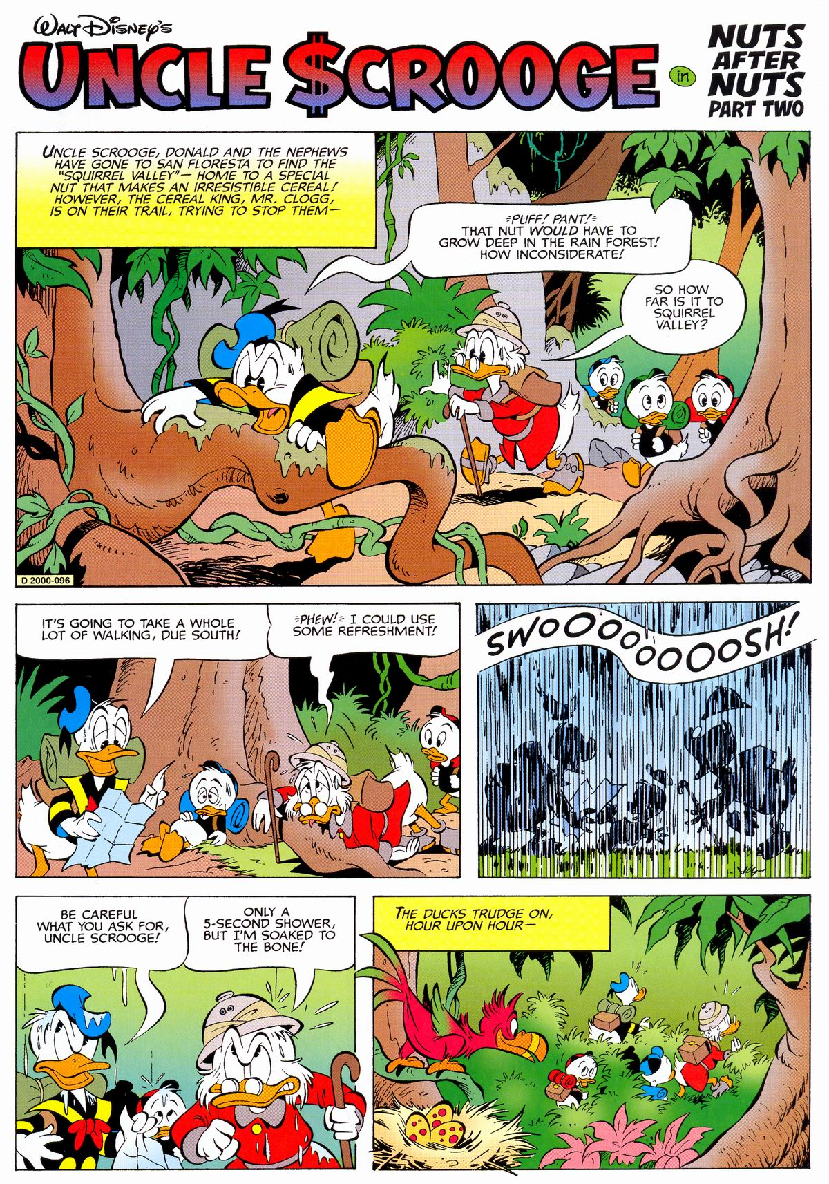 Read online Uncle Scrooge (1953) comic -  Issue #330 - 35
