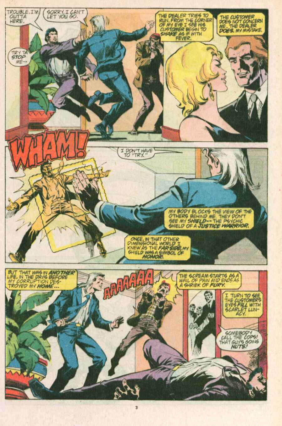 Read online Justice (1986) comic -  Issue #13 - 4