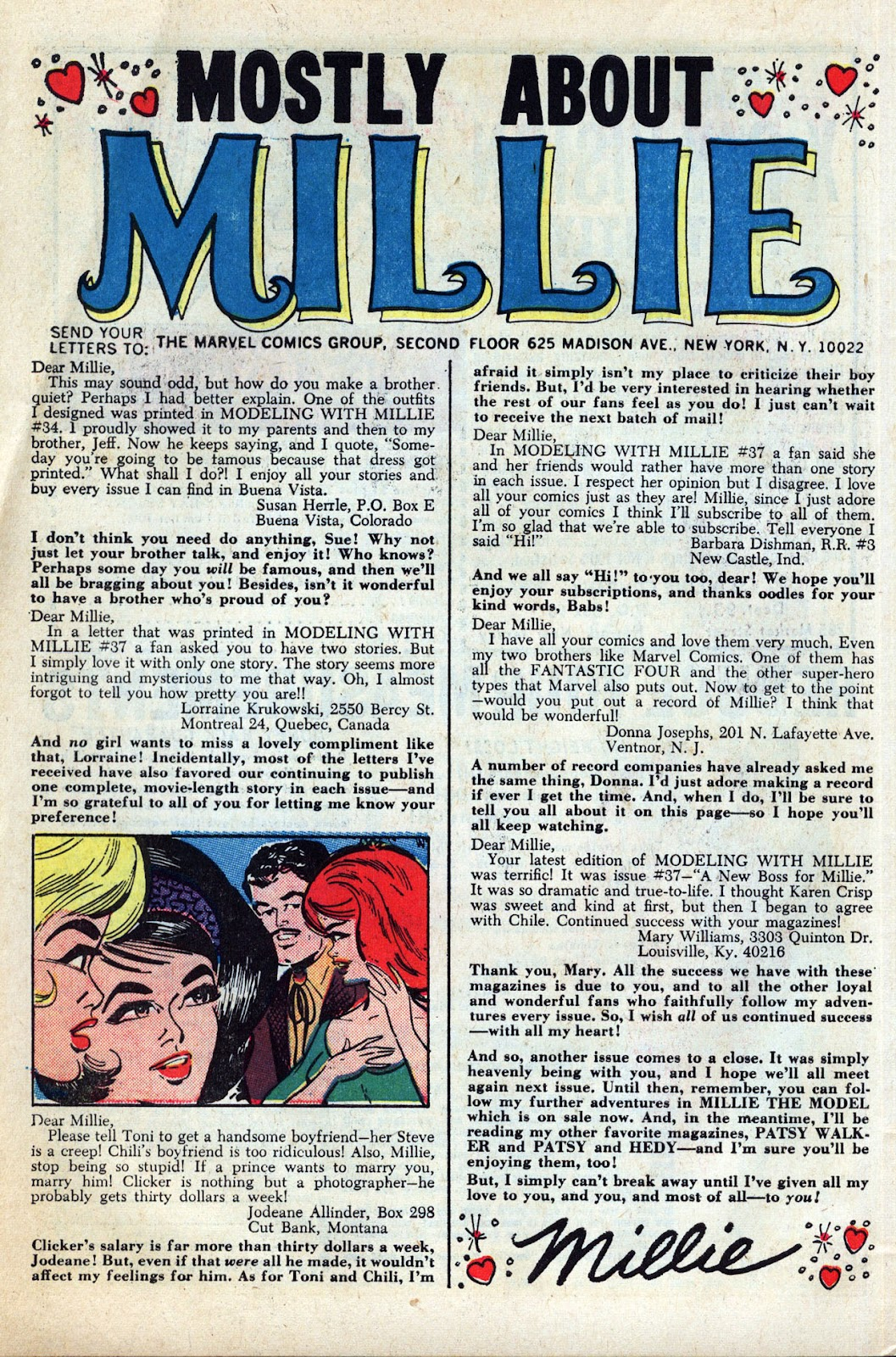 Modeling With Millie issue 39 - Page 30