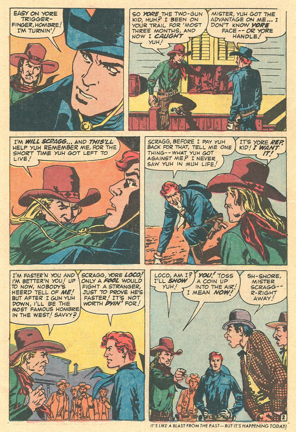 Read online Two-Gun Kid comic -  Issue #113 - 26