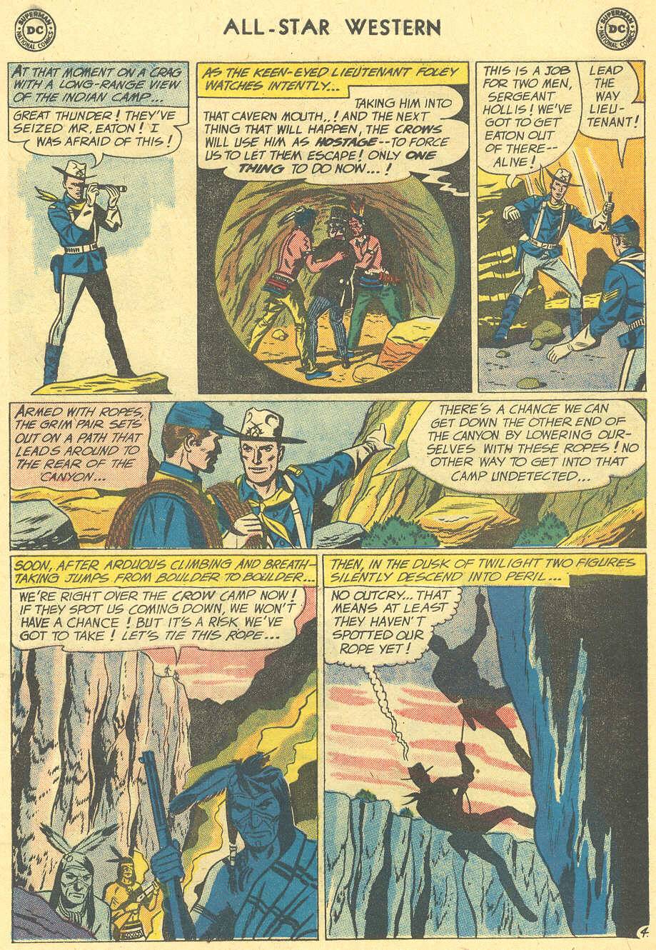Read online All-Star Western (1951) comic -  Issue #113 - 19