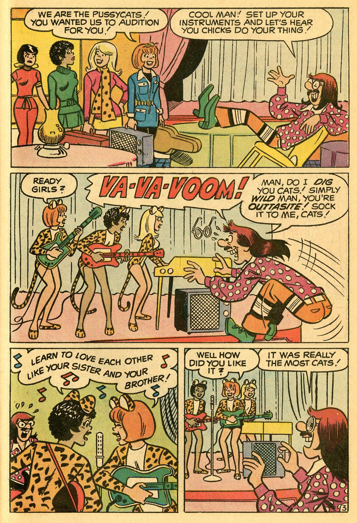Read online She's Josie comic -  Issue #47 - 31