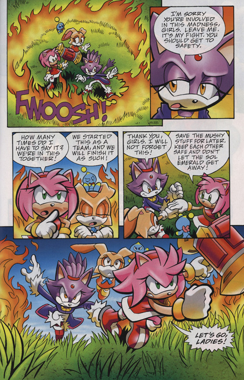 Read online Sonic Universe comic -  Issue #24 - 7