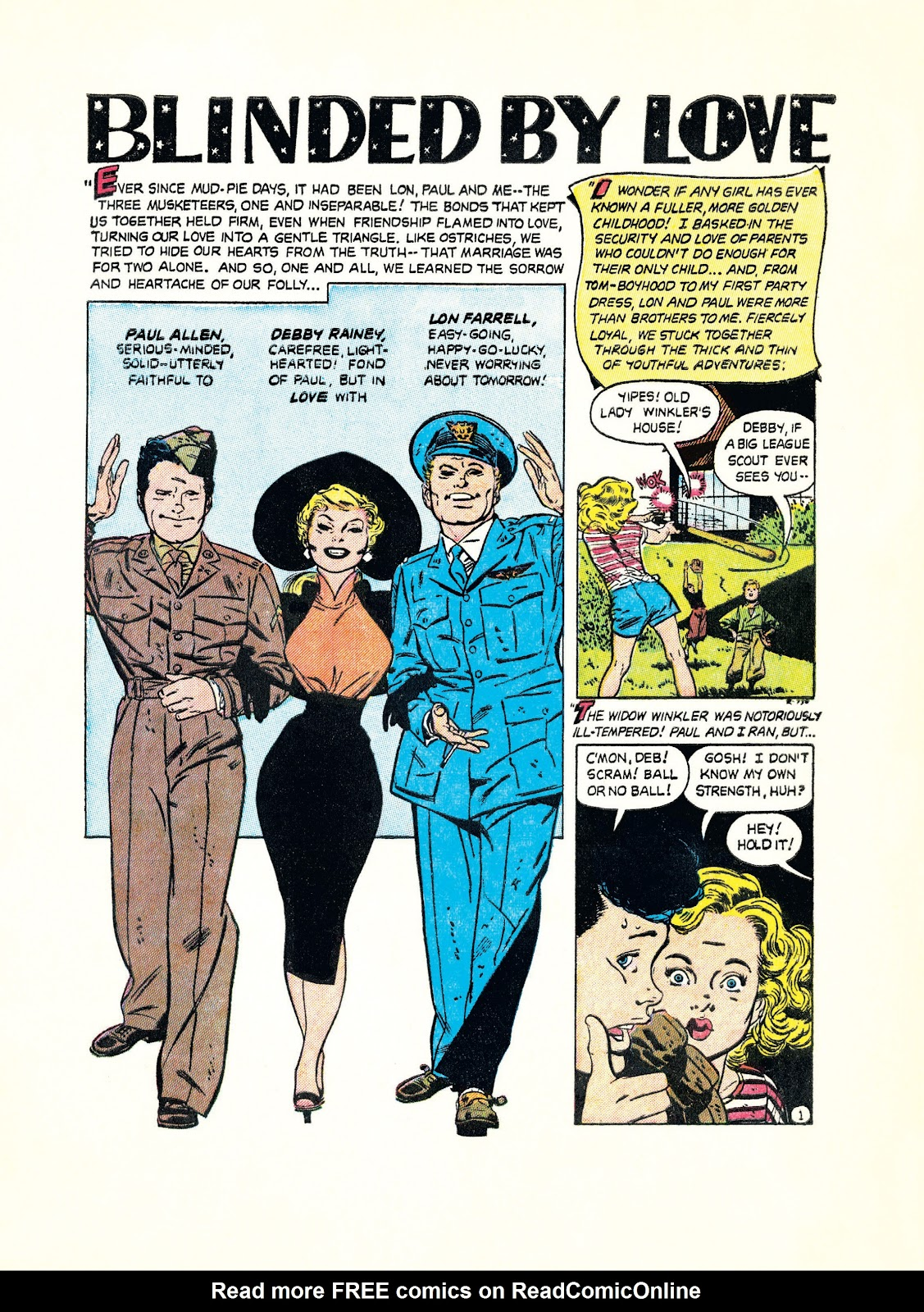 Read online Setting the Standard: Comics by Alex Toth 1952-1954 comic -  Issue # TPB (Part 2) - 87