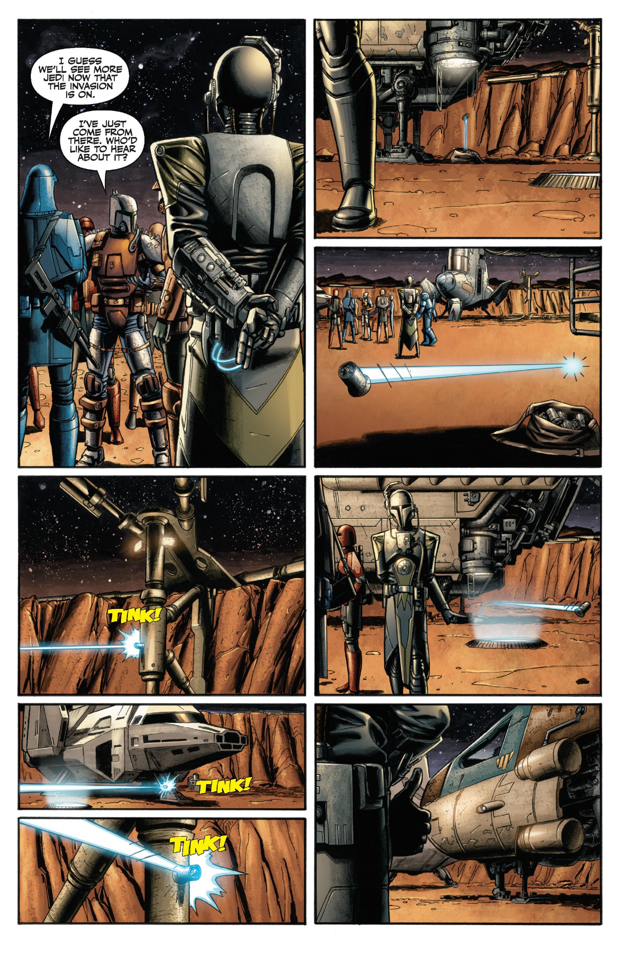 Read online Star Wars Omnibus comic -  Issue # Vol. 29 - 196