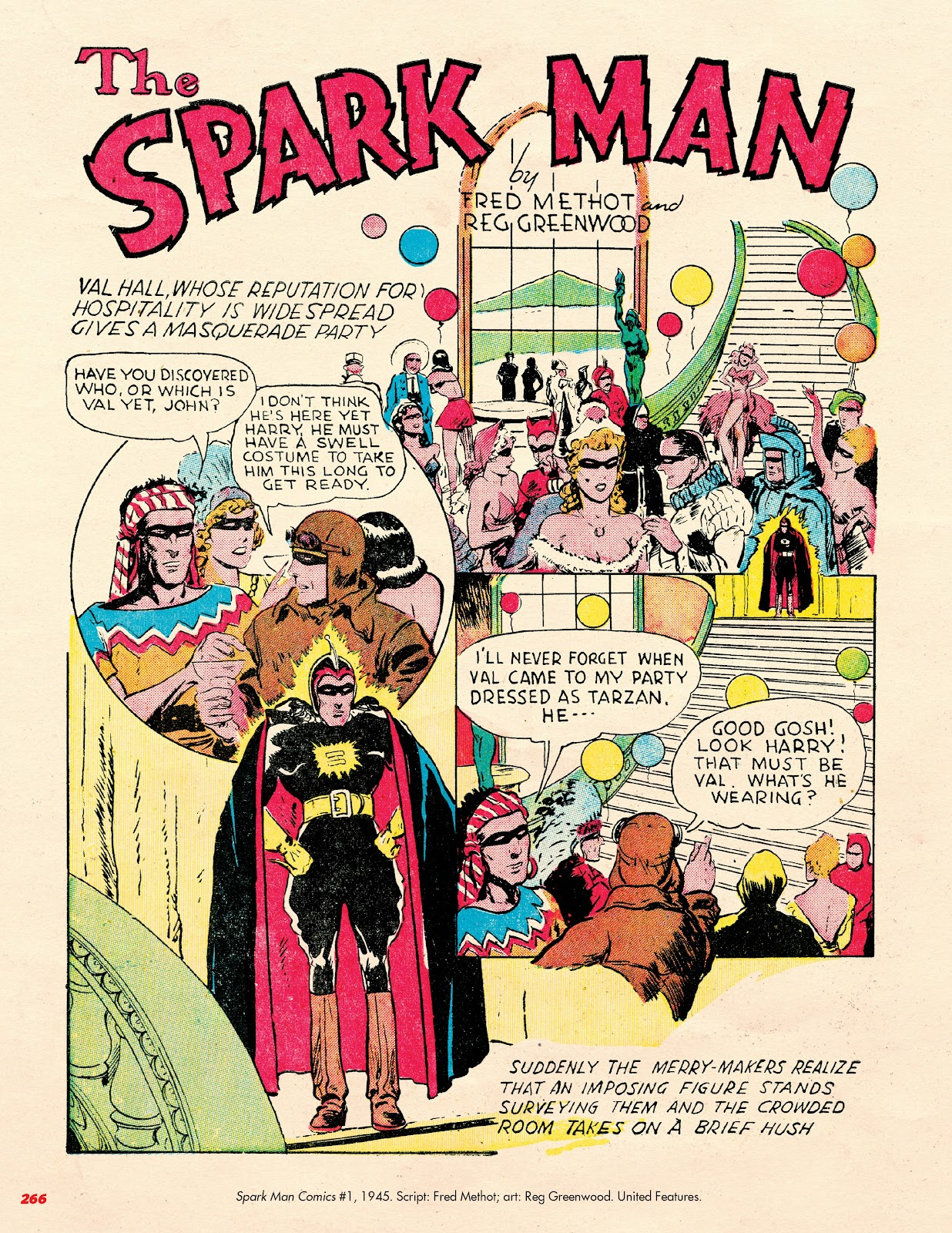 Read online Super Weird Heroes comic -  Issue # TPB 2 (Part 3) - 66