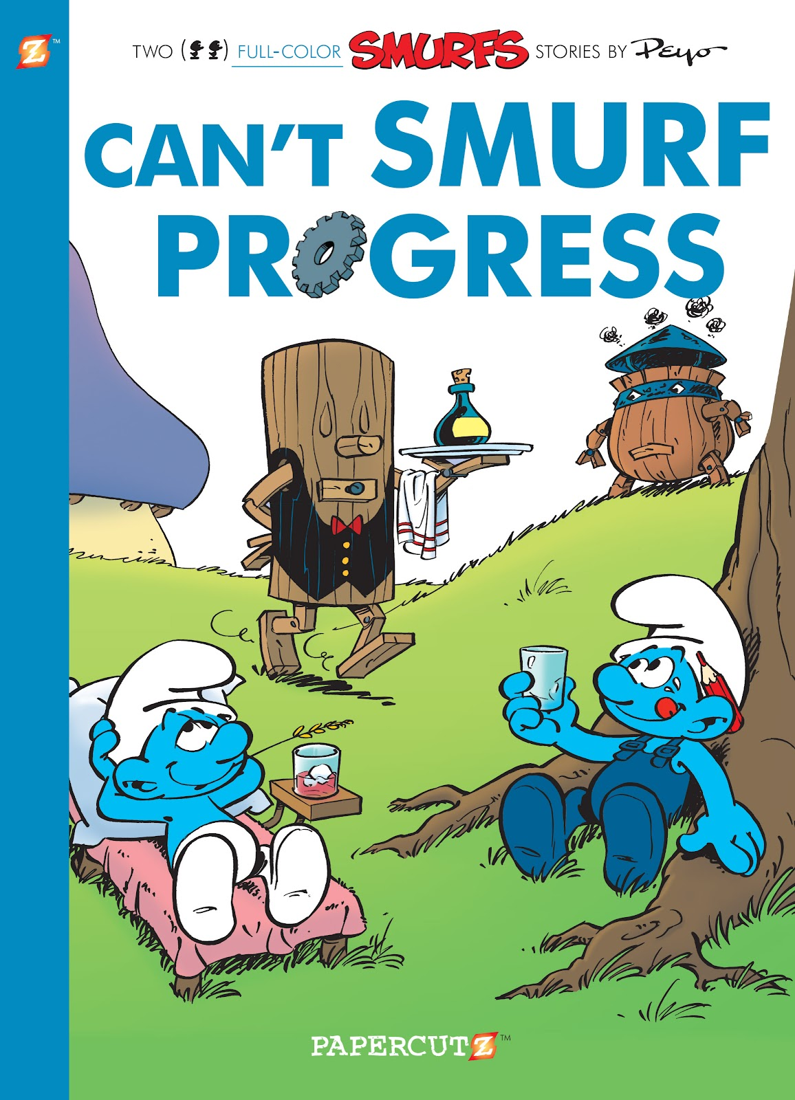 Read online The Smurfs comic -  Issue #23 - 1