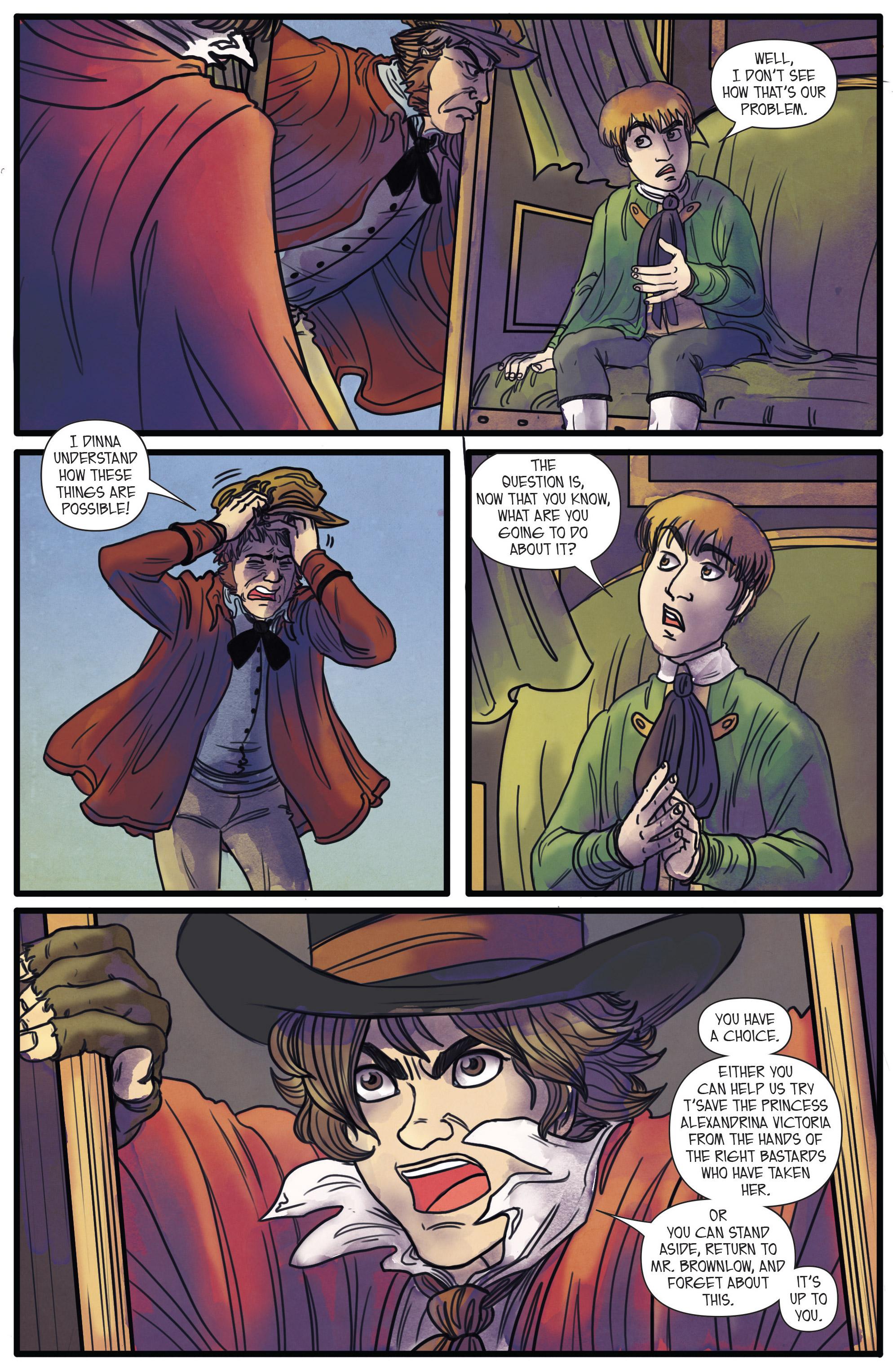 Read online Artful comic -  Issue #3 - 24