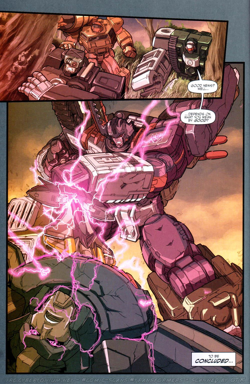 Read online Transformers Armada comic -  Issue #16 - 24