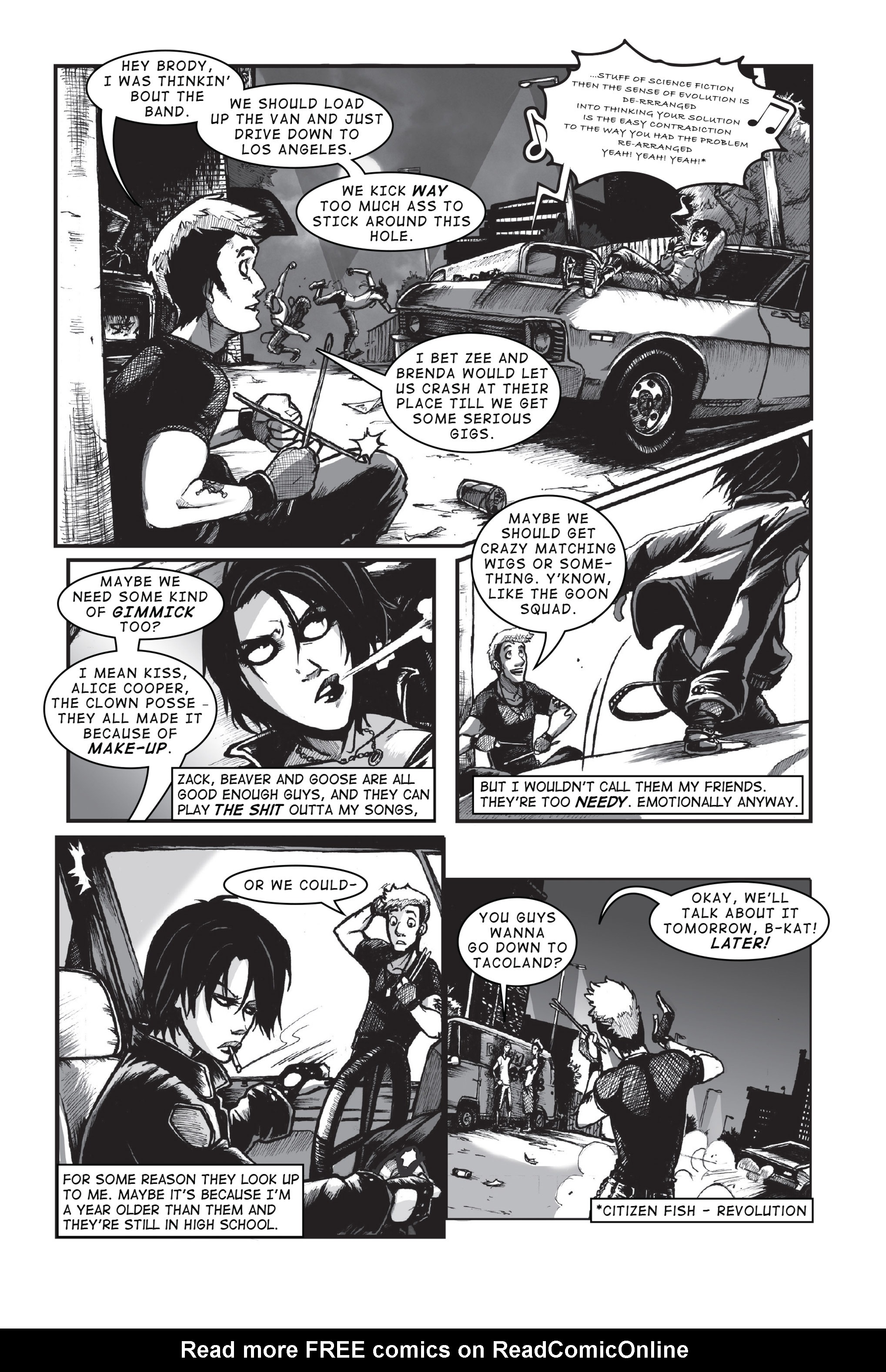 Read online American Dark Age comic -  Issue #1 - 10