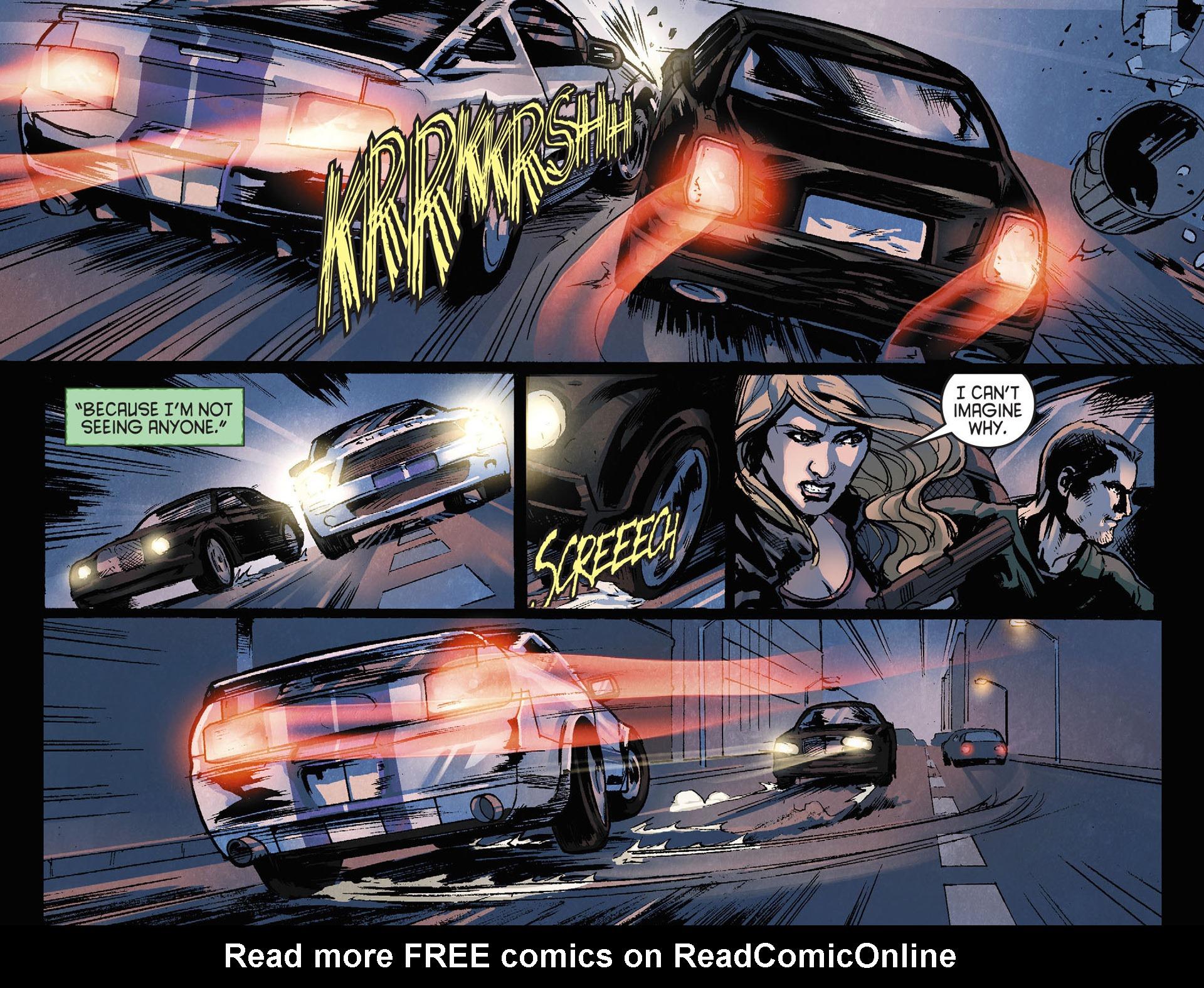 Read online Arrow [II] comic -  Issue #21 - 8