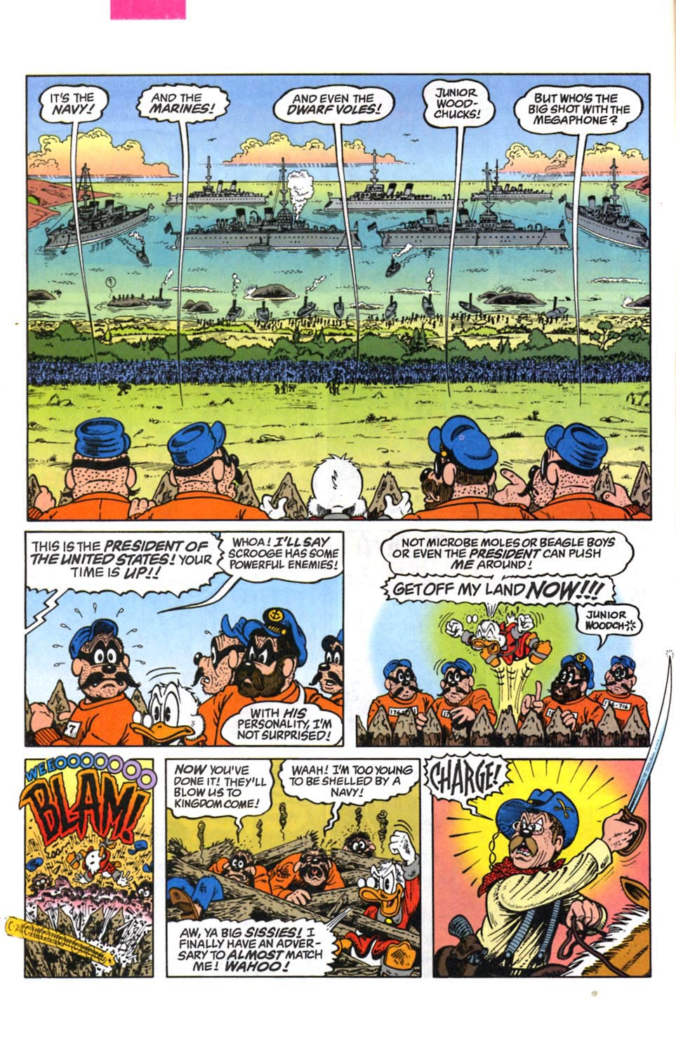Read online Uncle Scrooge (1953) comic -  Issue #294 - 11