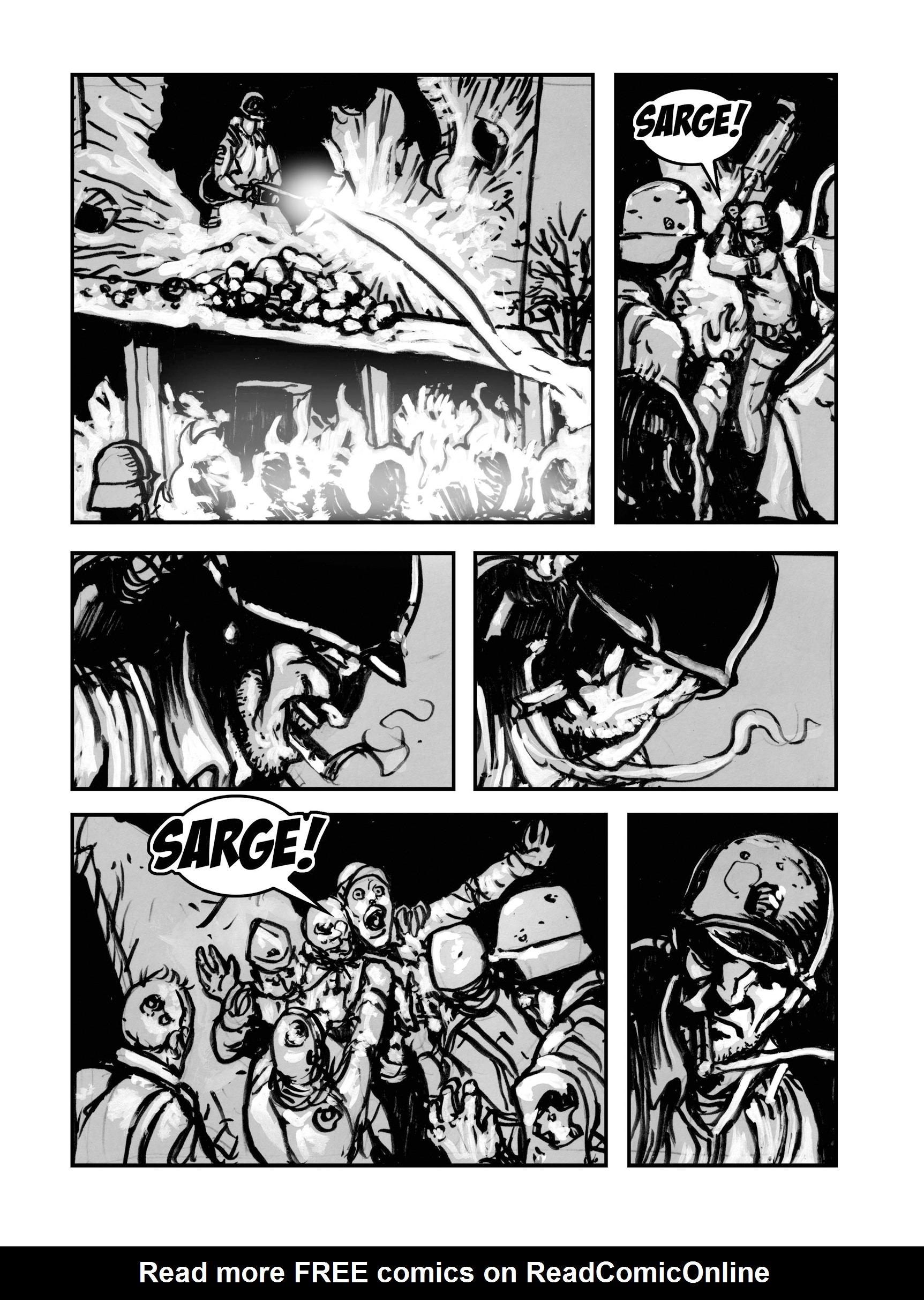 Read online FUBAR comic -  Issue #1 - 143