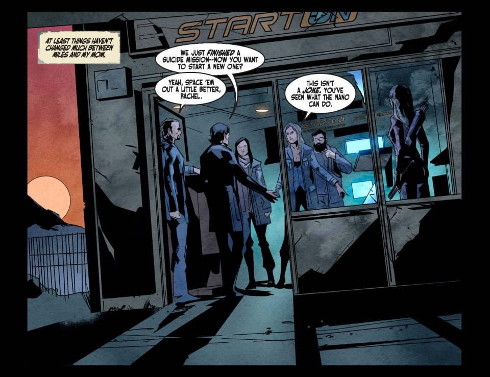 Read online Revolution (2015) comic -  Issue #2 - 3