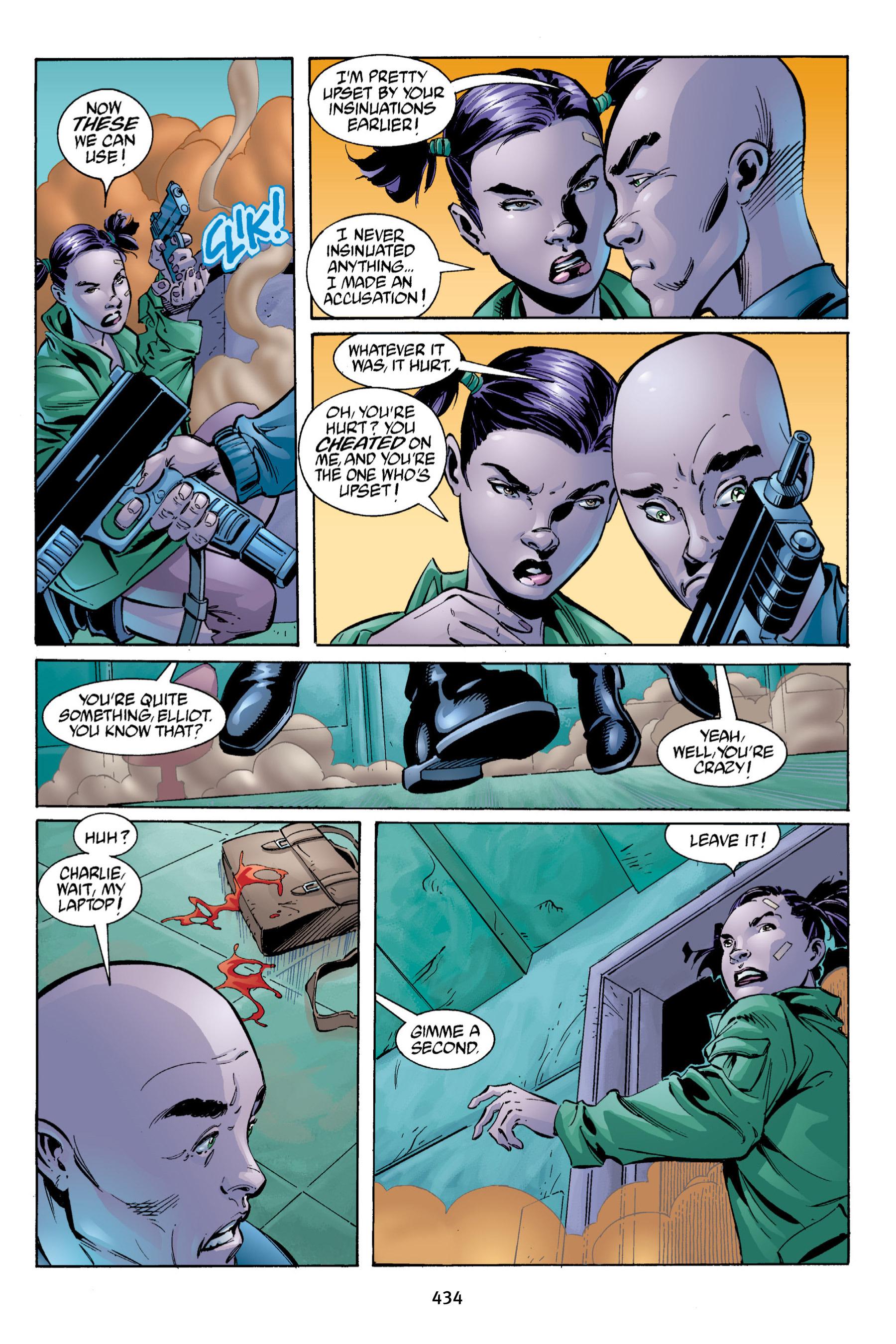 Read online Aliens vs. Predator Omnibus comic -  Issue # _TPB 2 Part 4 - 96
