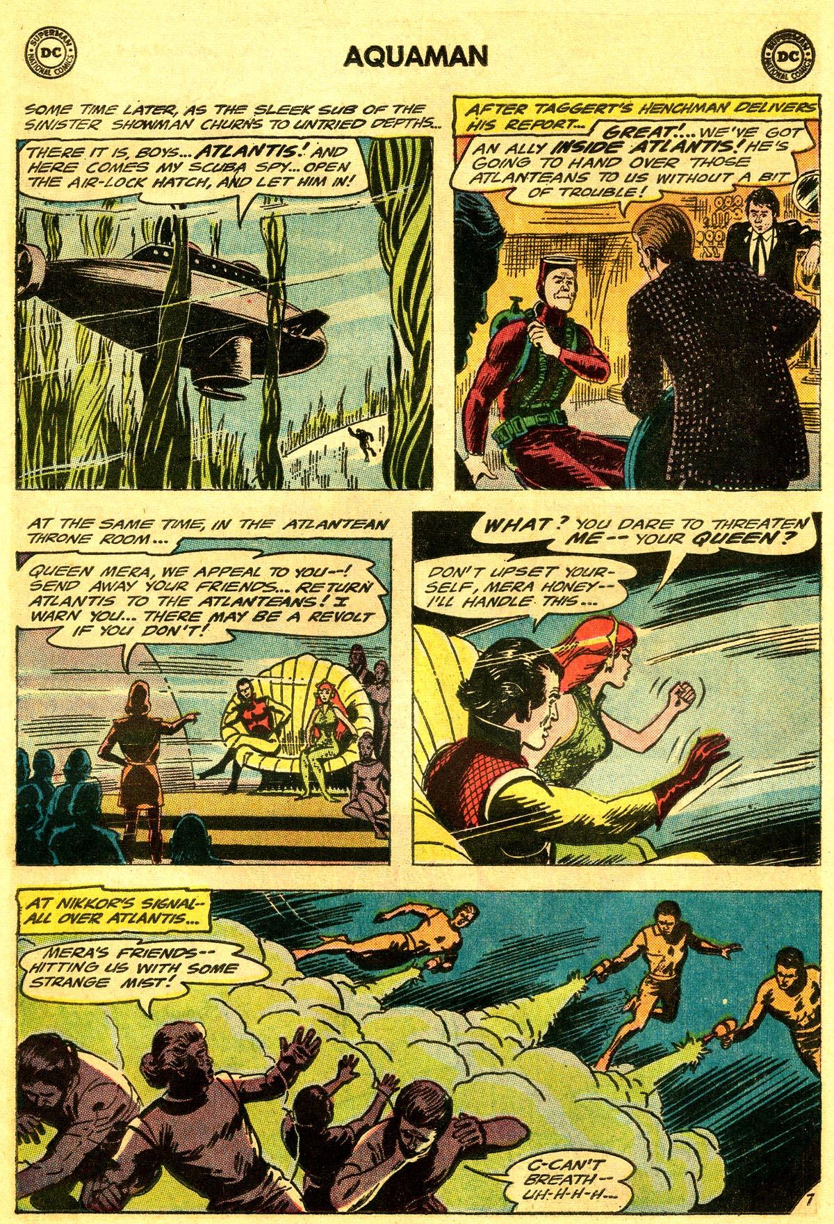 Read online Aquaman (1962) comic -  Issue #19 - 9