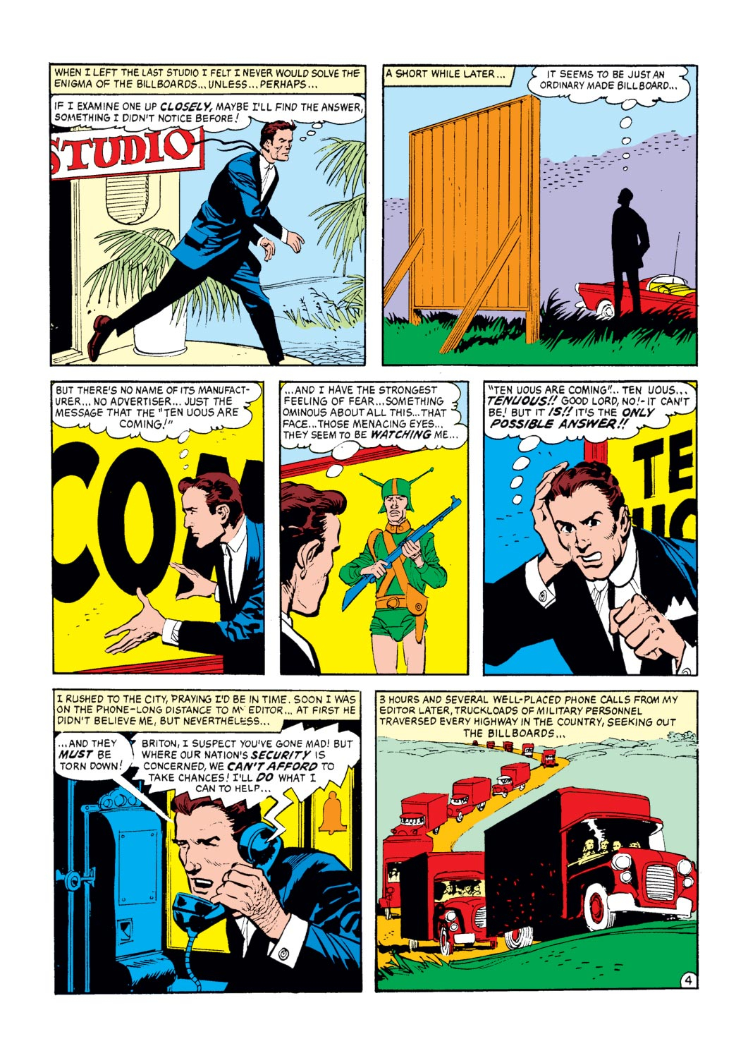 Tales to Astonish (1959) issue 1 - Page 25
