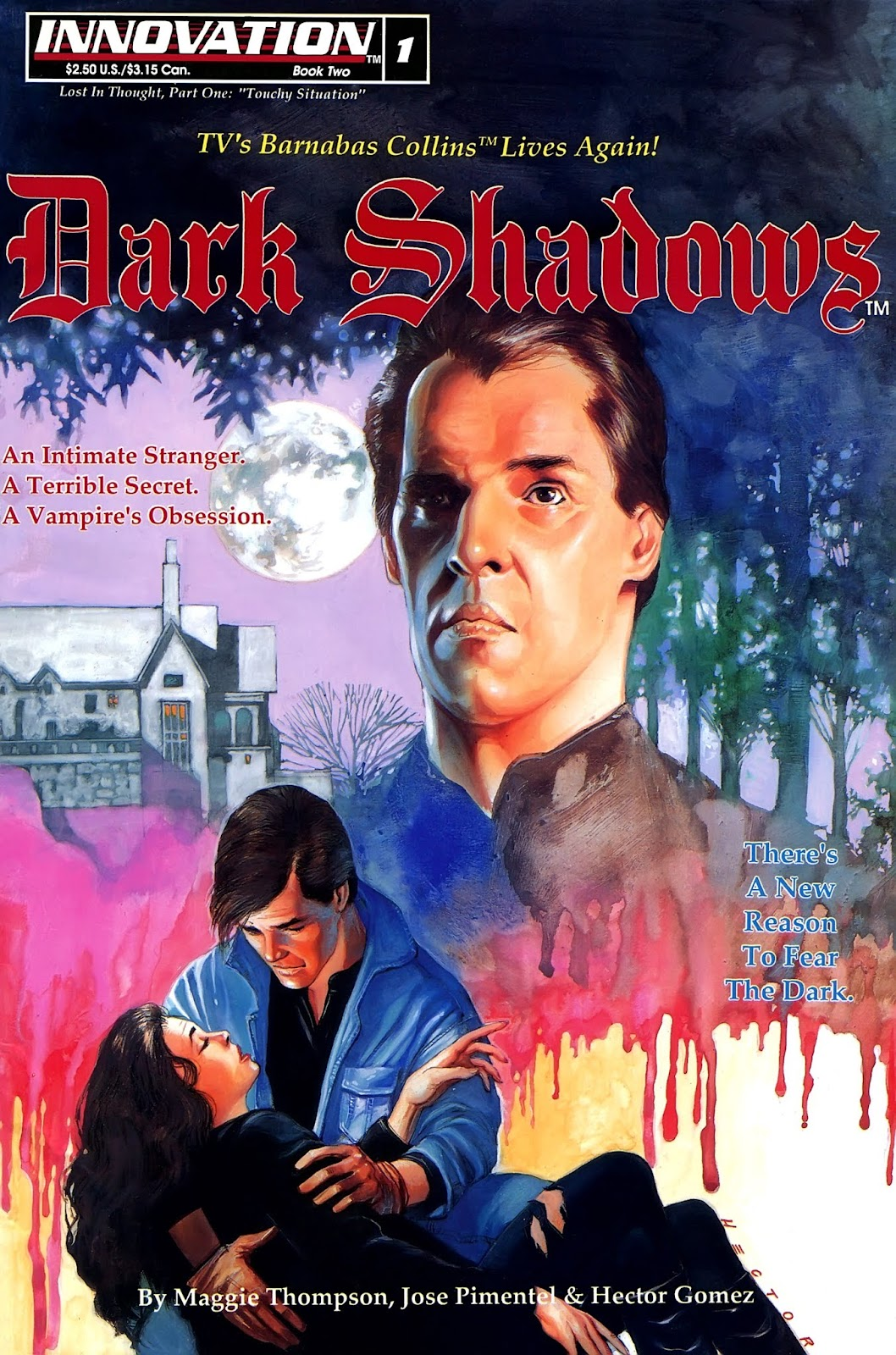 Dark Shadows: Book Two 1 Page 1