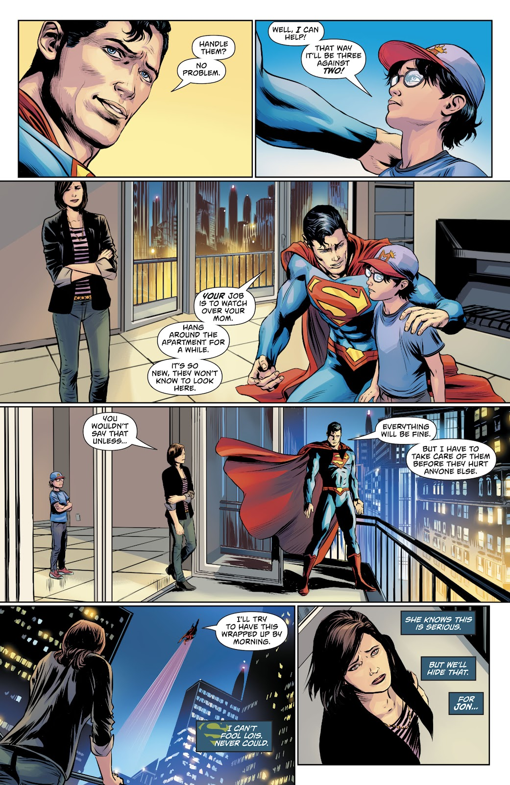 Read online Action Comics (2016) comic -  Issue #980 - 10