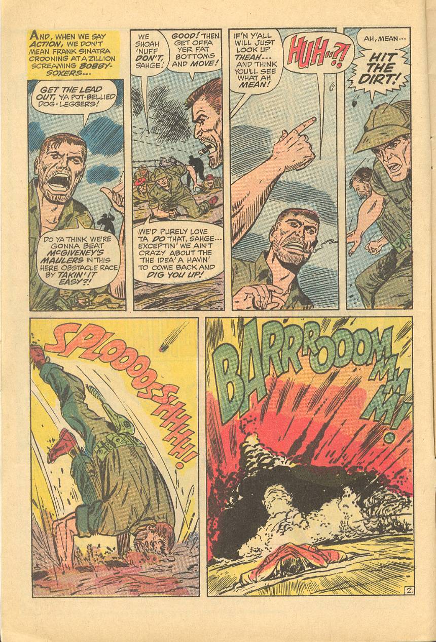 Read online Sgt. Fury comic -  Issue #83 - 4
