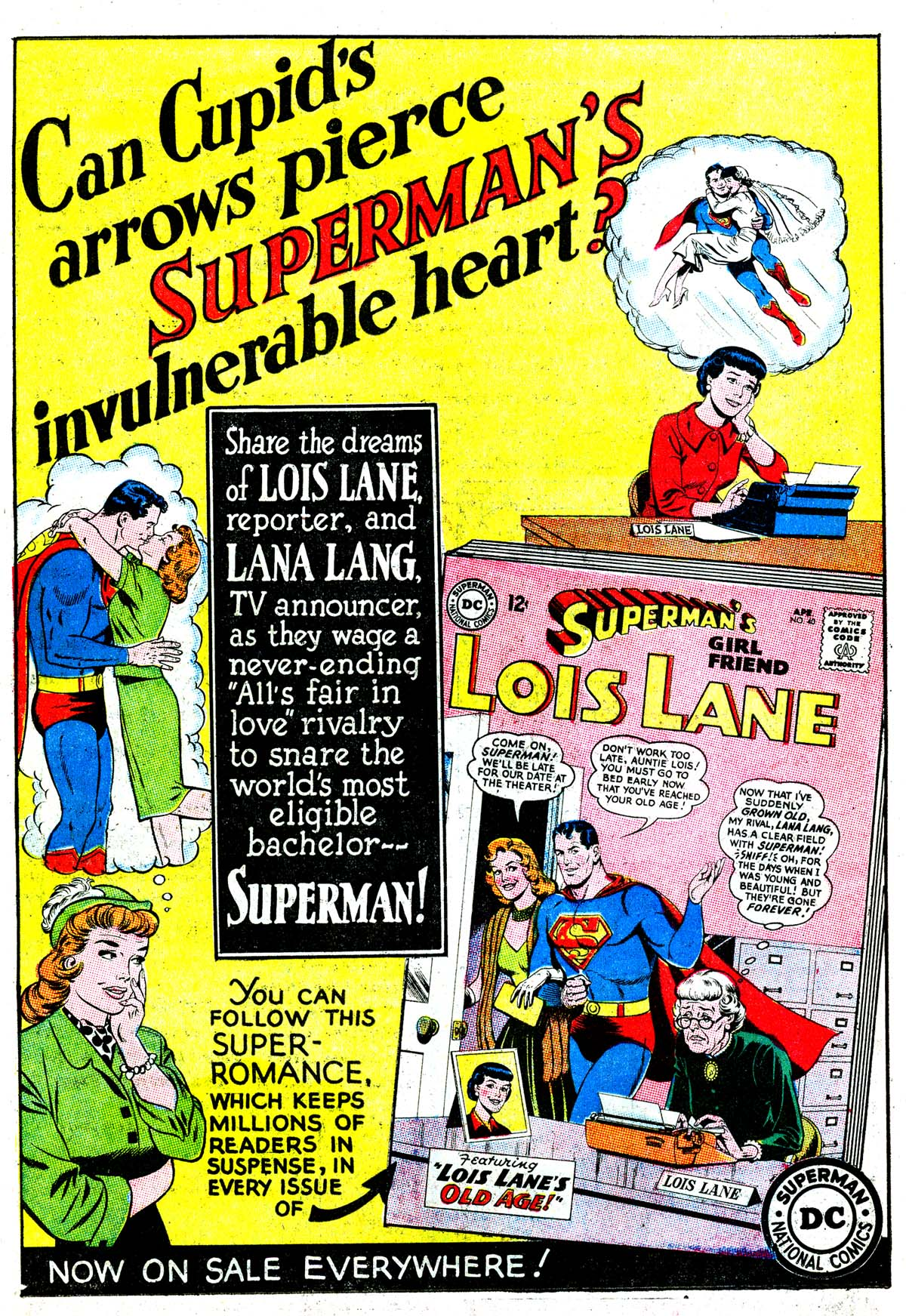 Read online Secret Hearts comic -  Issue #87 - 34