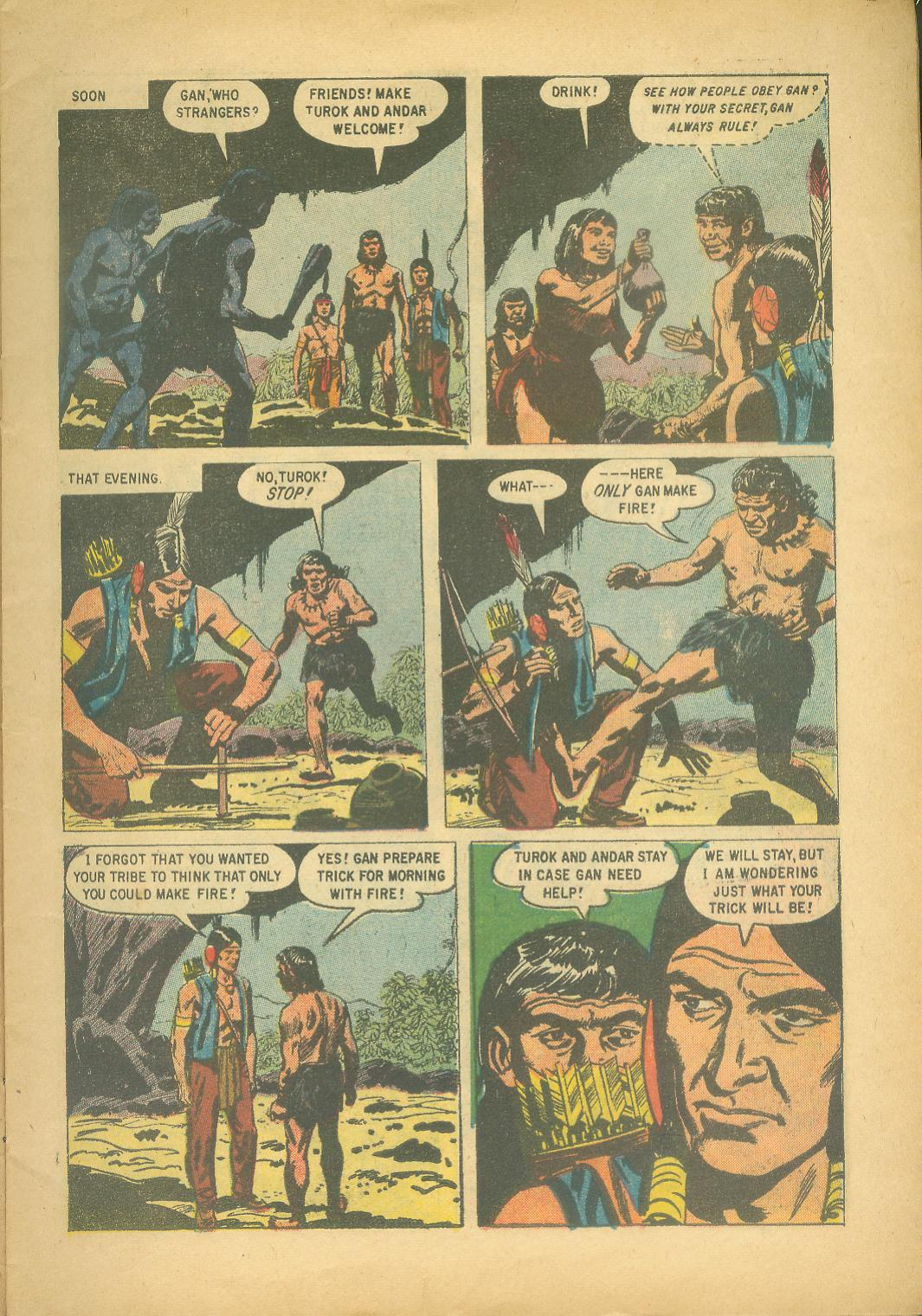 Read online Turok, Son of Stone comic -  Issue #18 - 7