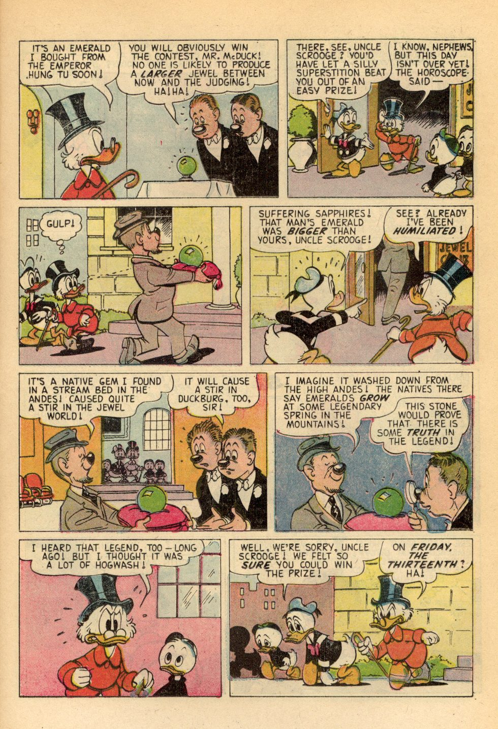 Read online Uncle Scrooge (1953) comic -  Issue #92 - 11