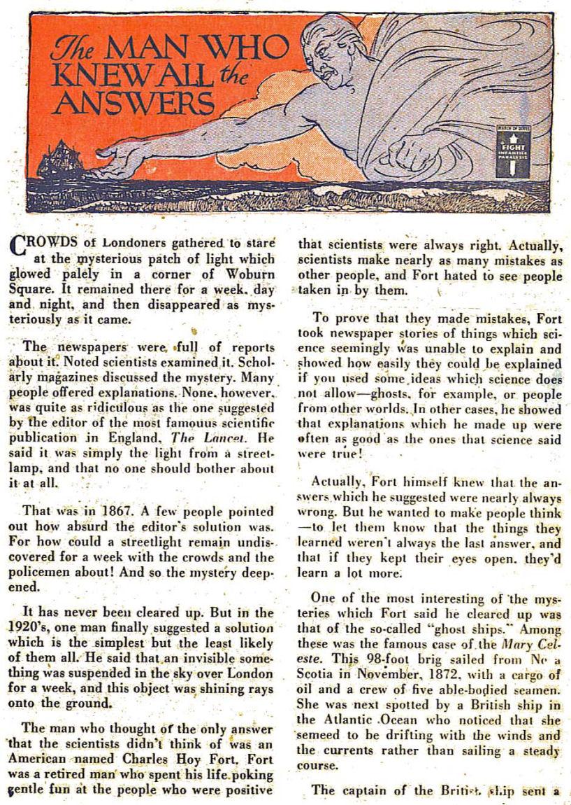Read online Sensation (Mystery) Comics comic -  Issue #108 - 23