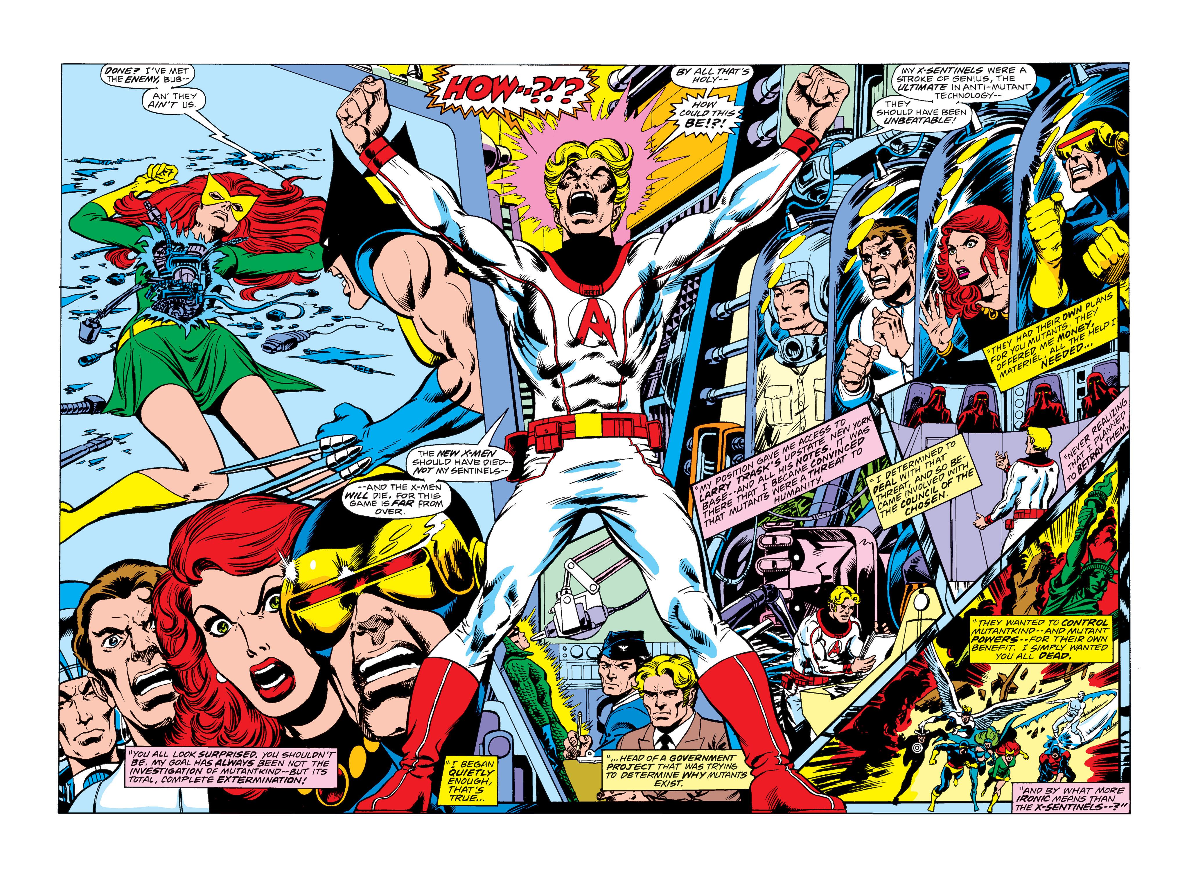 Uncanny X-Men (1963) 100 Page 9