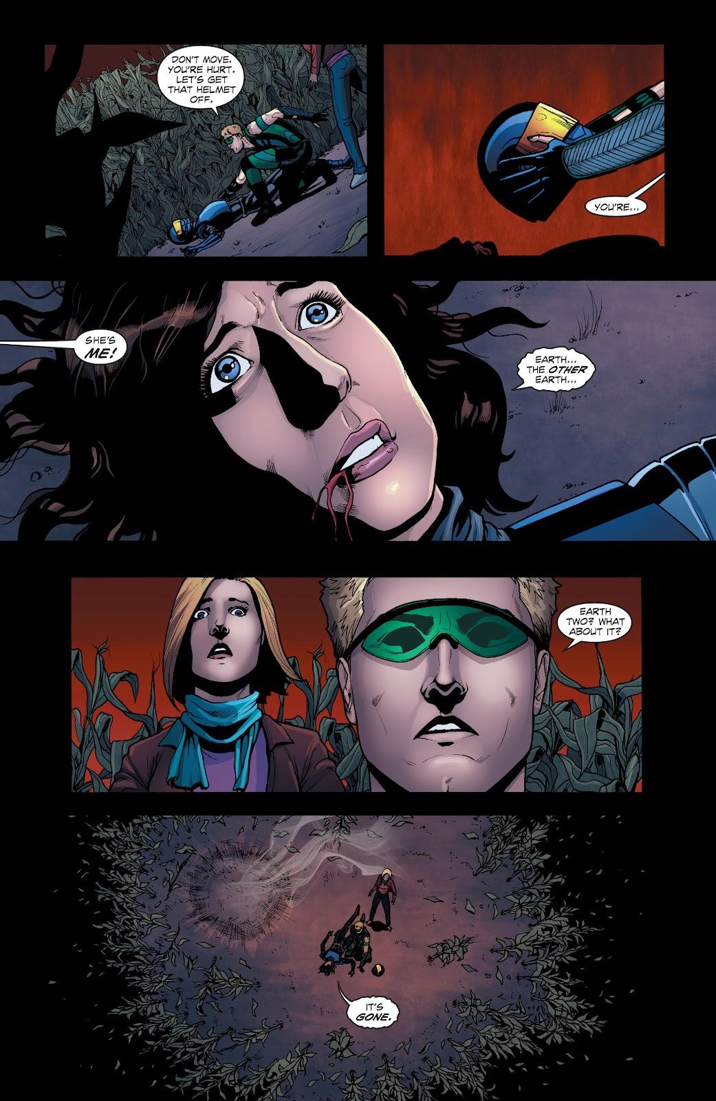Read online Smallville Season 11 [II] comic -  Issue # TPB 1 - 122