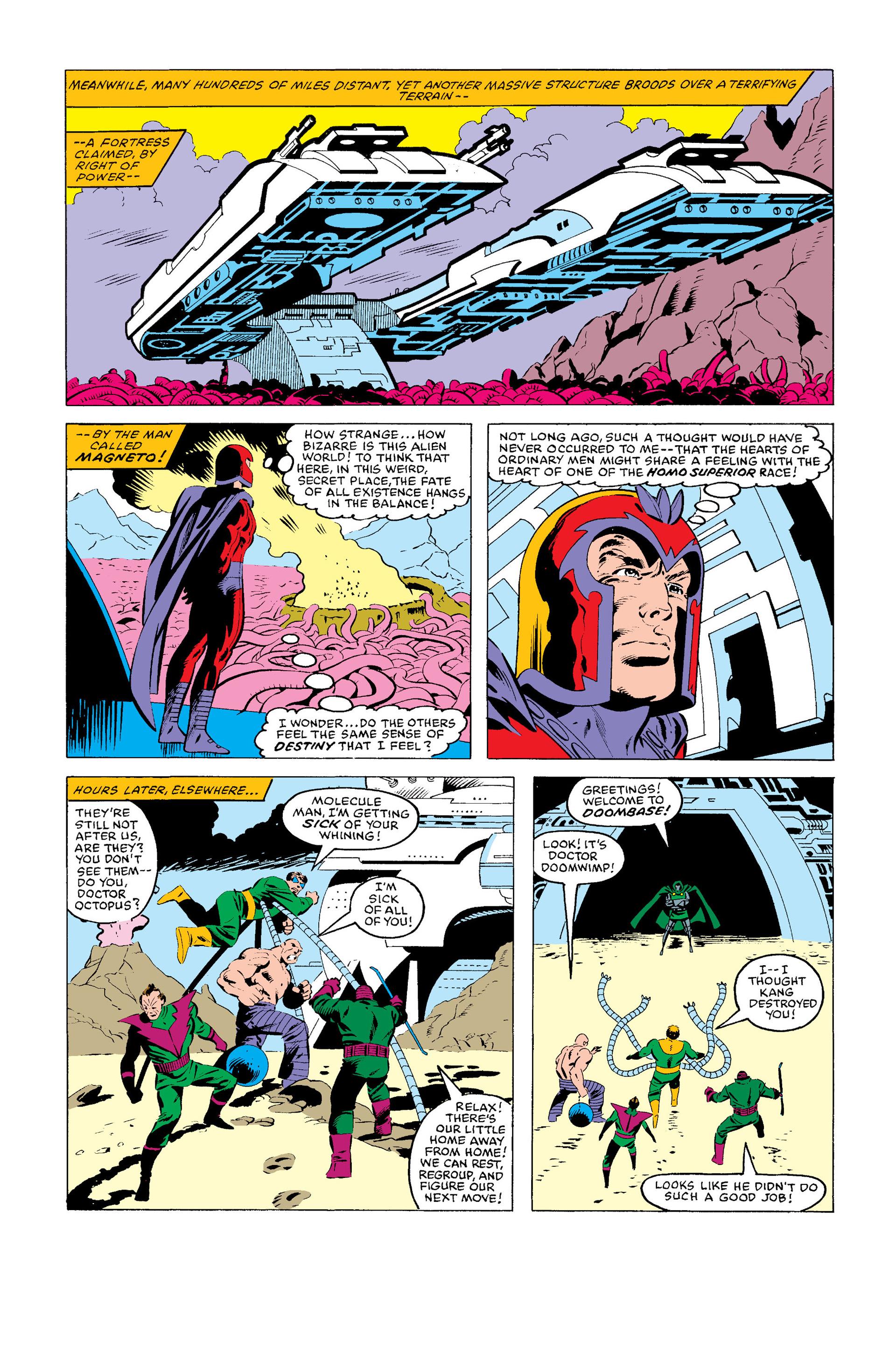 Read online Secret Wars (1985) comic -  Issue #2 - 15