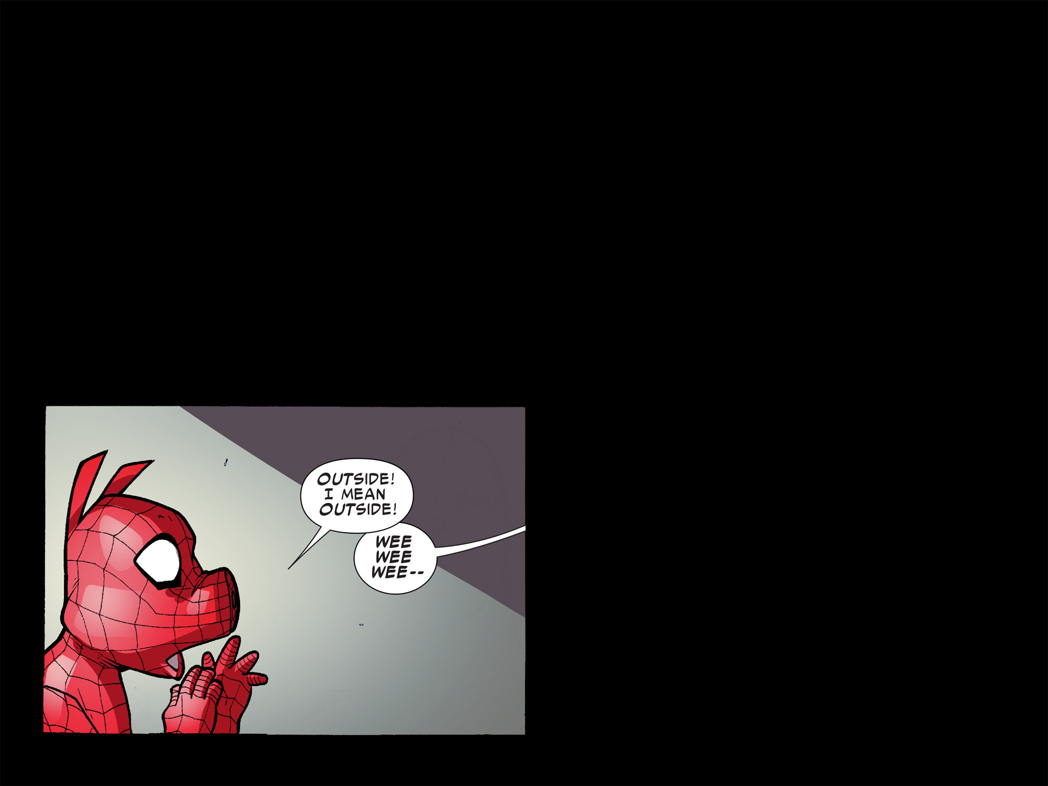 Read online Ultimate Spider-Man (Infinite Comics) (2016) comic -  Issue #10 - 38
