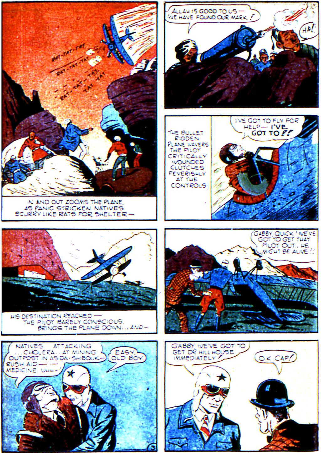 Read online Adventure Comics (1938) comic -  Issue #45 - 38