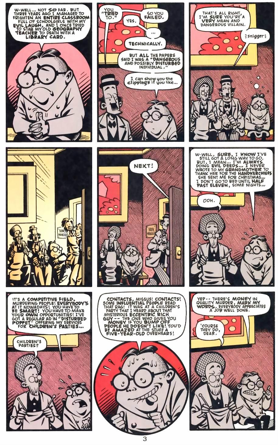 Read online Flinch comic -  Issue #13 - 12
