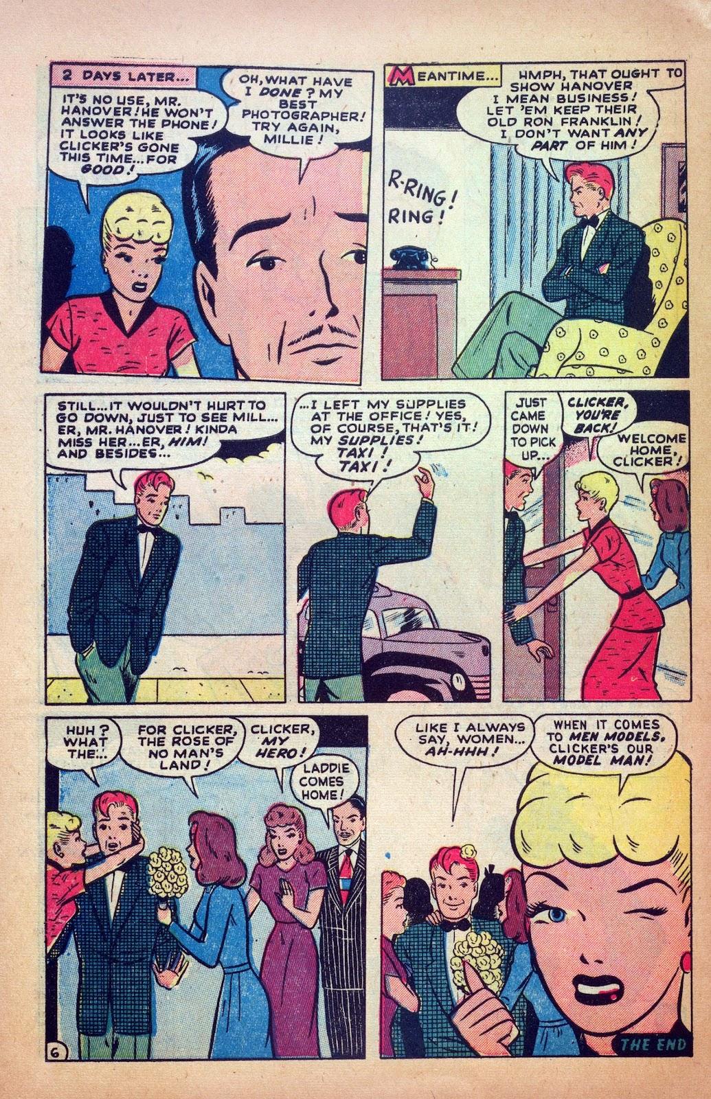 Read online Joker Comics comic -  Issue #35 - 32