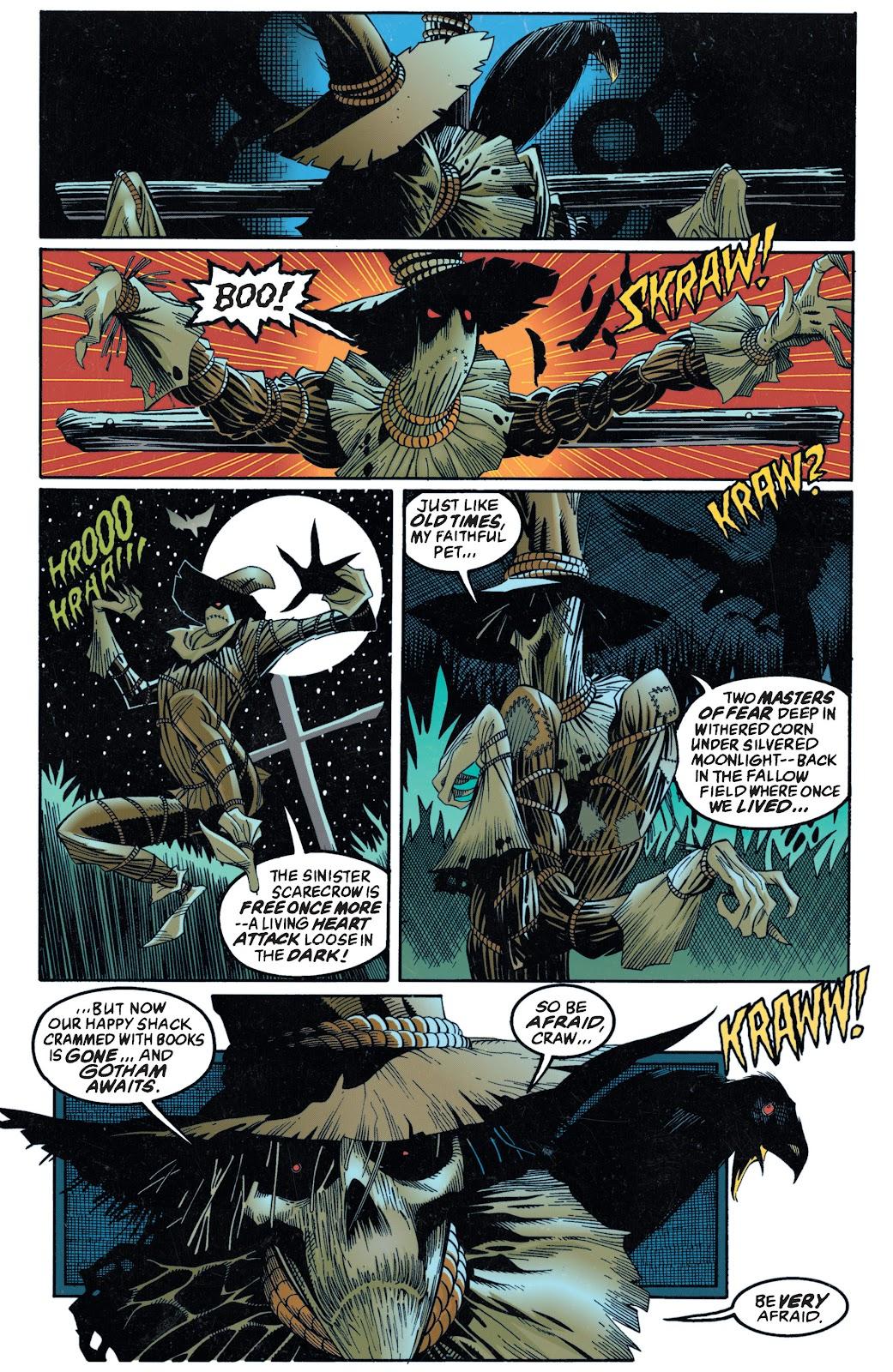 Read online Batman Arkham: Scarecrow comic -  Issue # TPB (Part 2) - 89