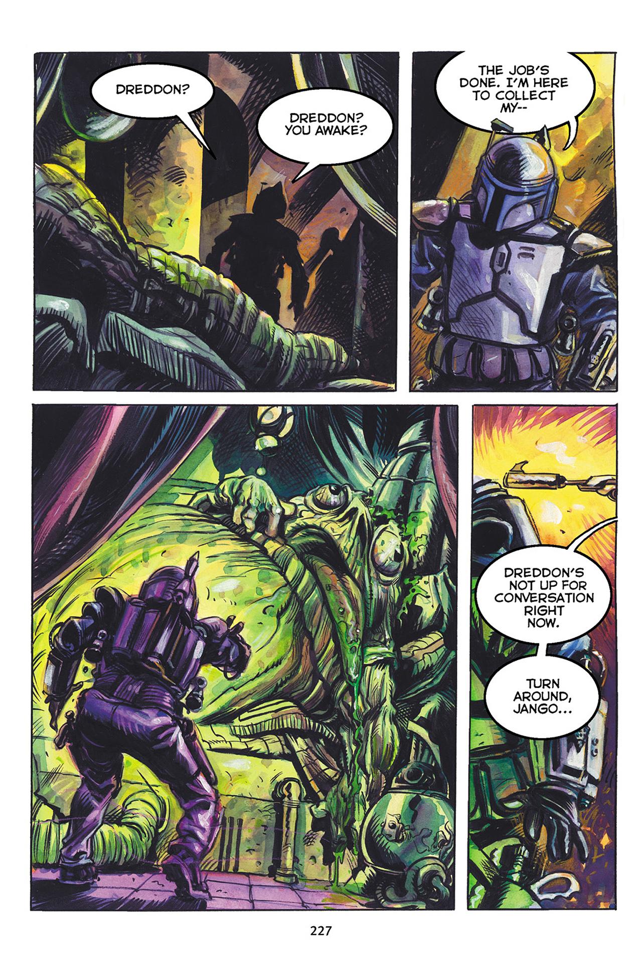 Read online Star Wars Omnibus comic -  Issue # Vol. 10 - 226