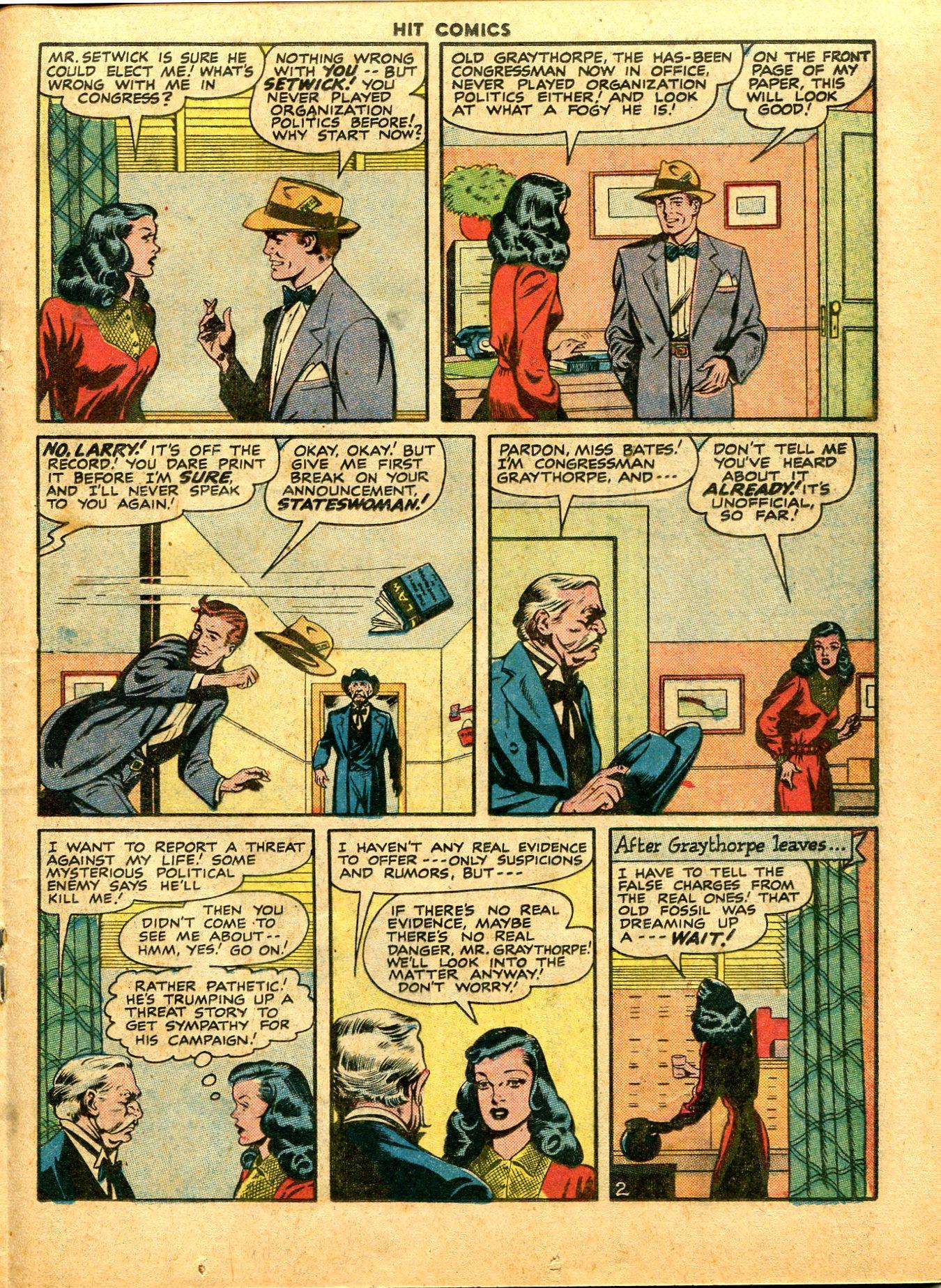 Read online Hit Comics comic -  Issue #49 - 27