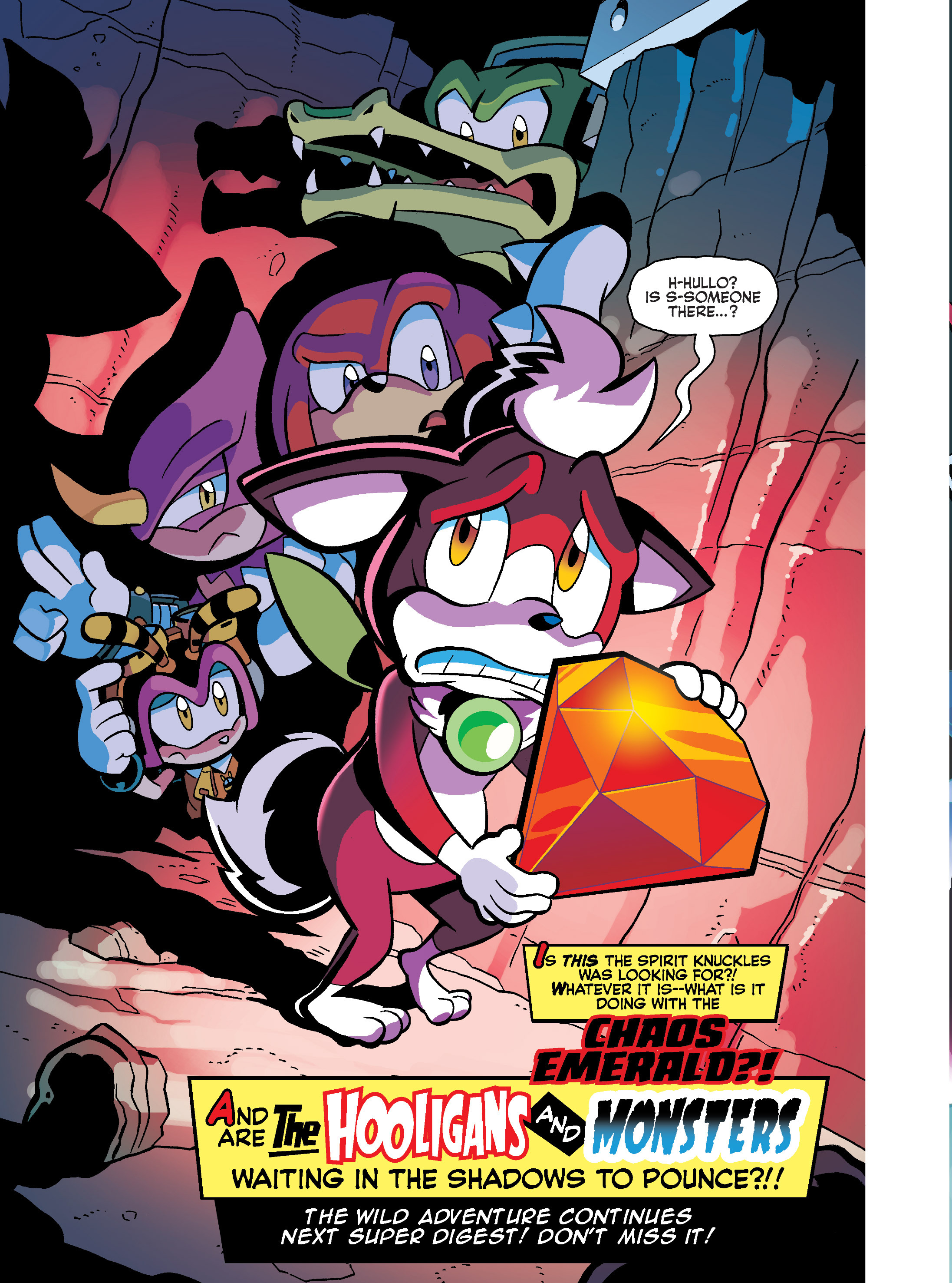 Read online Sonic Super Digest comic -  Issue #10 - 63